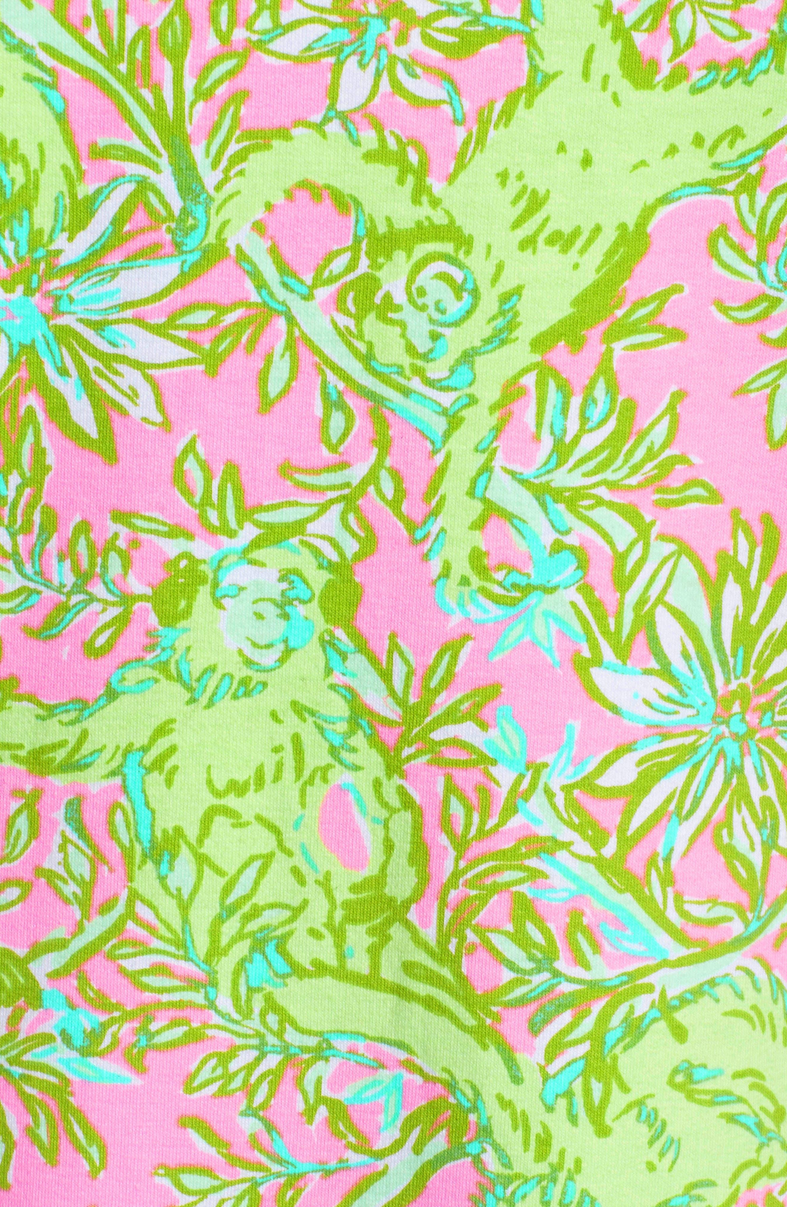 Harper Shift Dress,                             Alternate thumbnail 6, color,                             658