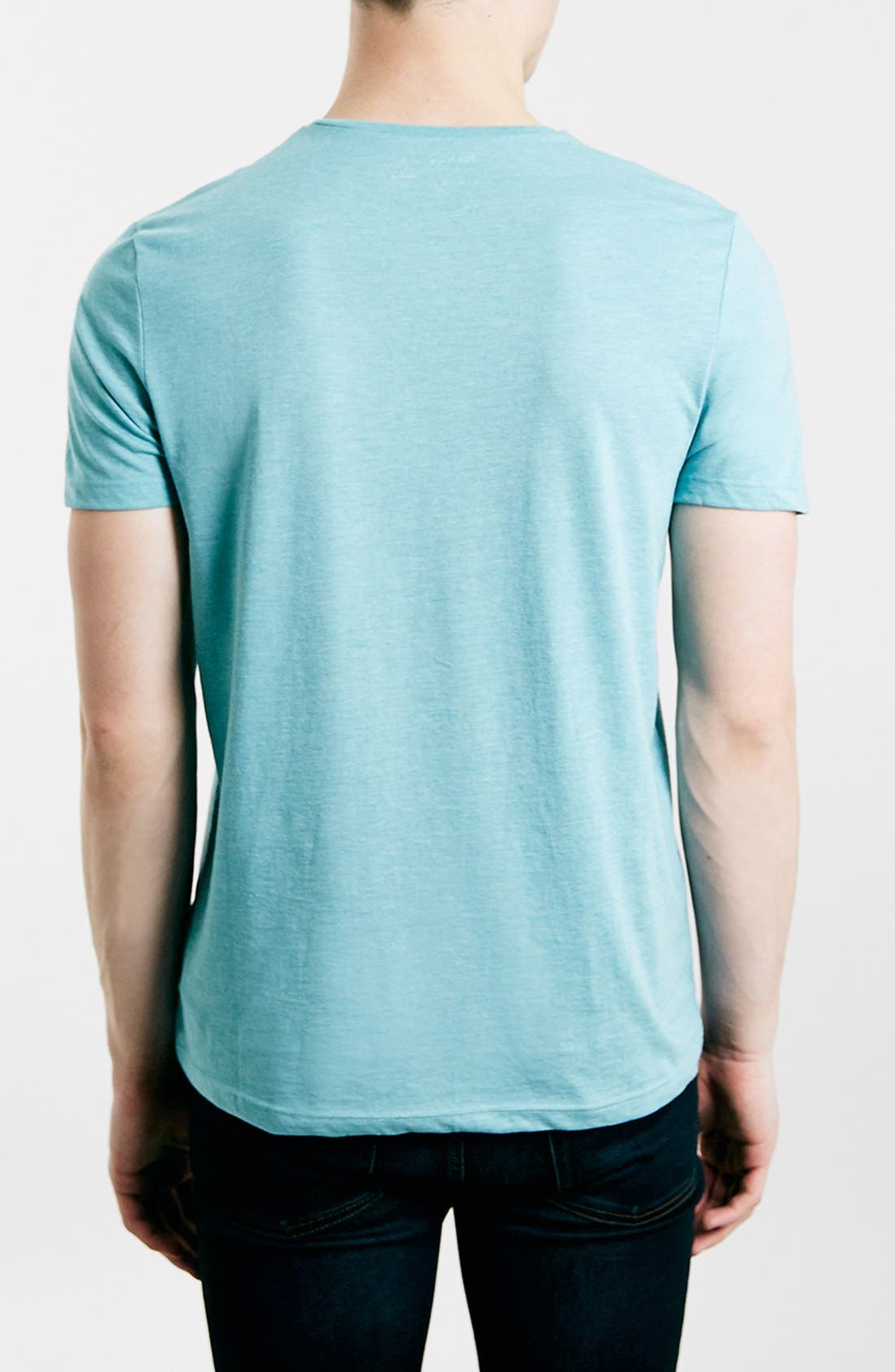 Slim Fit Crewneck T-Shirt,                             Alternate thumbnail 161, color,
