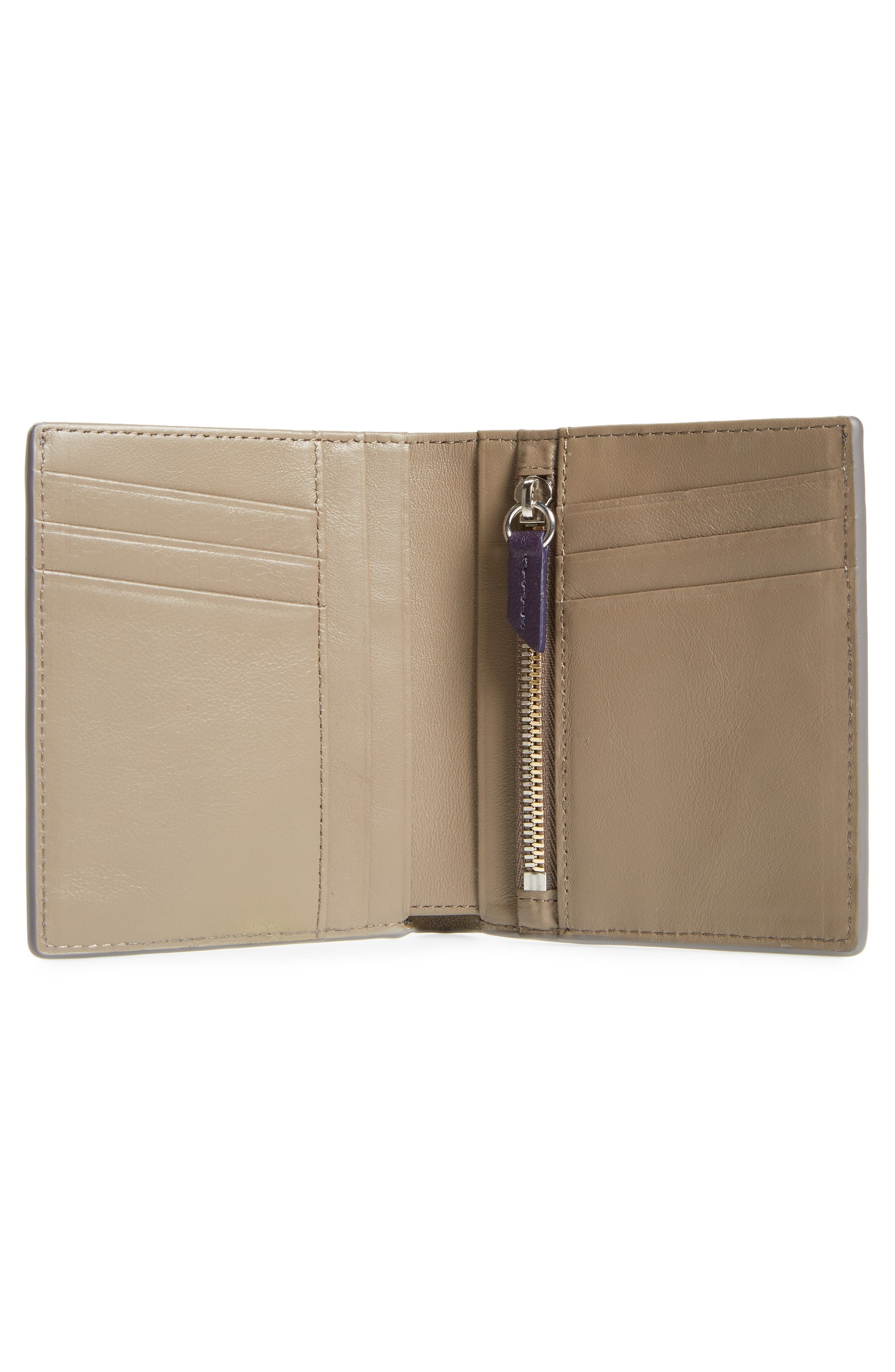 Bradley Bifold Leather Wallet,                             Alternate thumbnail 2, color,                             032