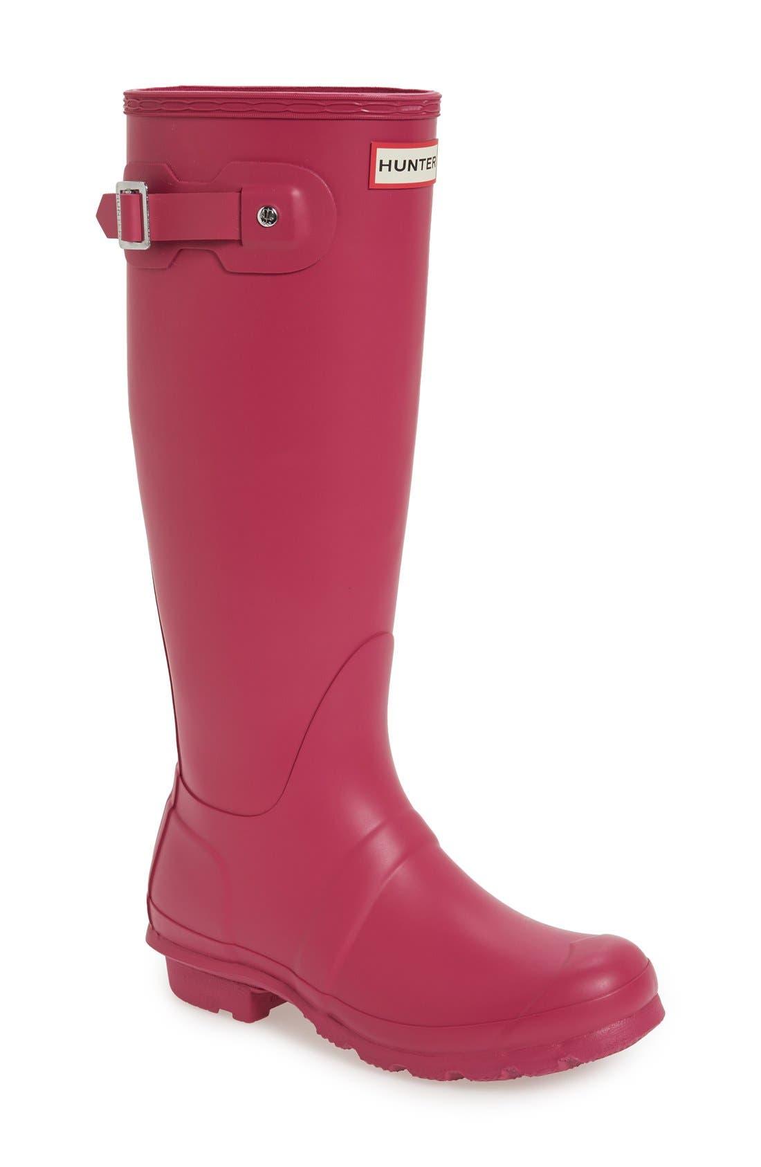 'Original Tall' Rain Boot,                             Main thumbnail 38, color,