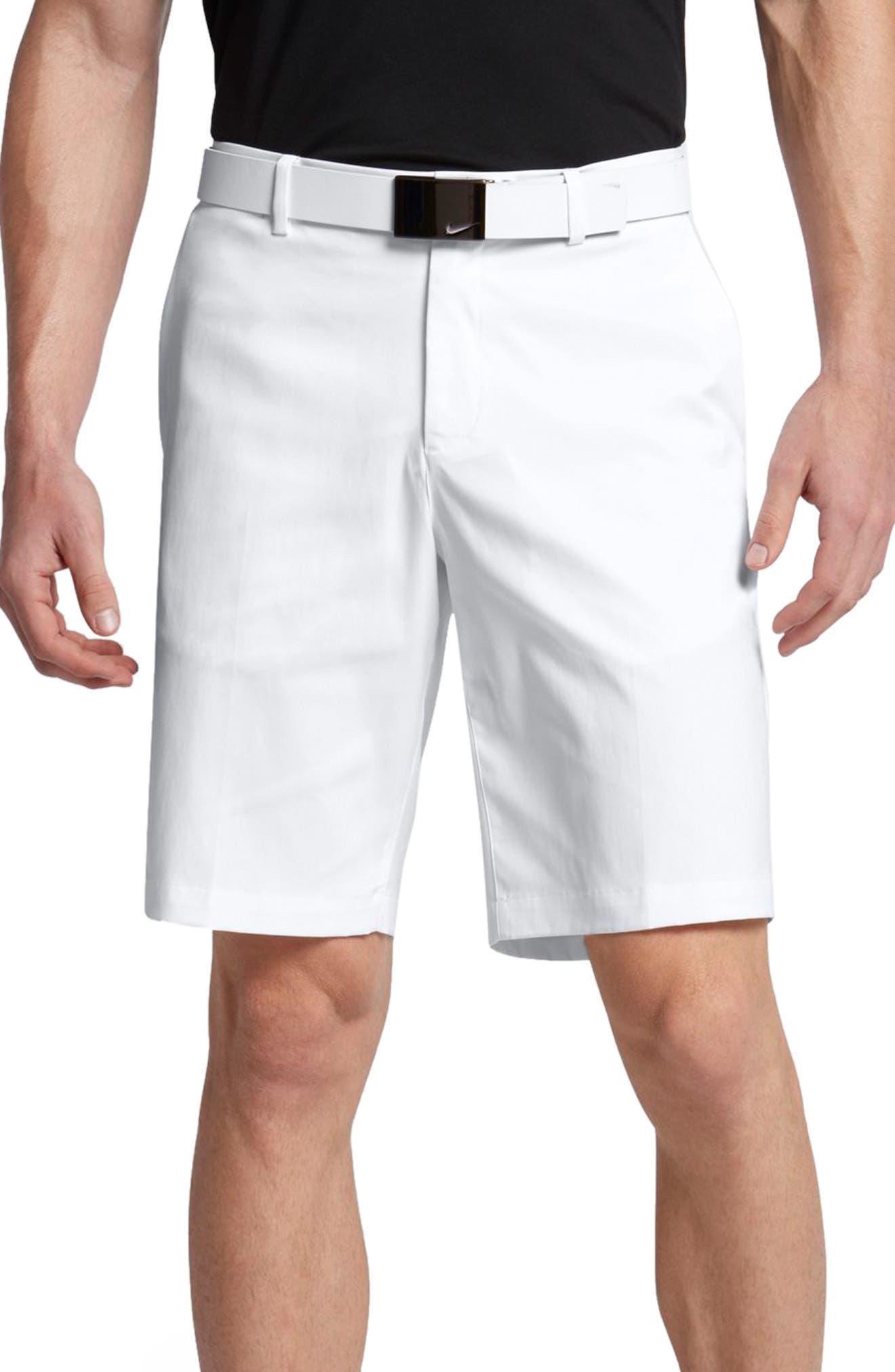 Flat Front Golf Shorts,                             Main thumbnail 8, color,