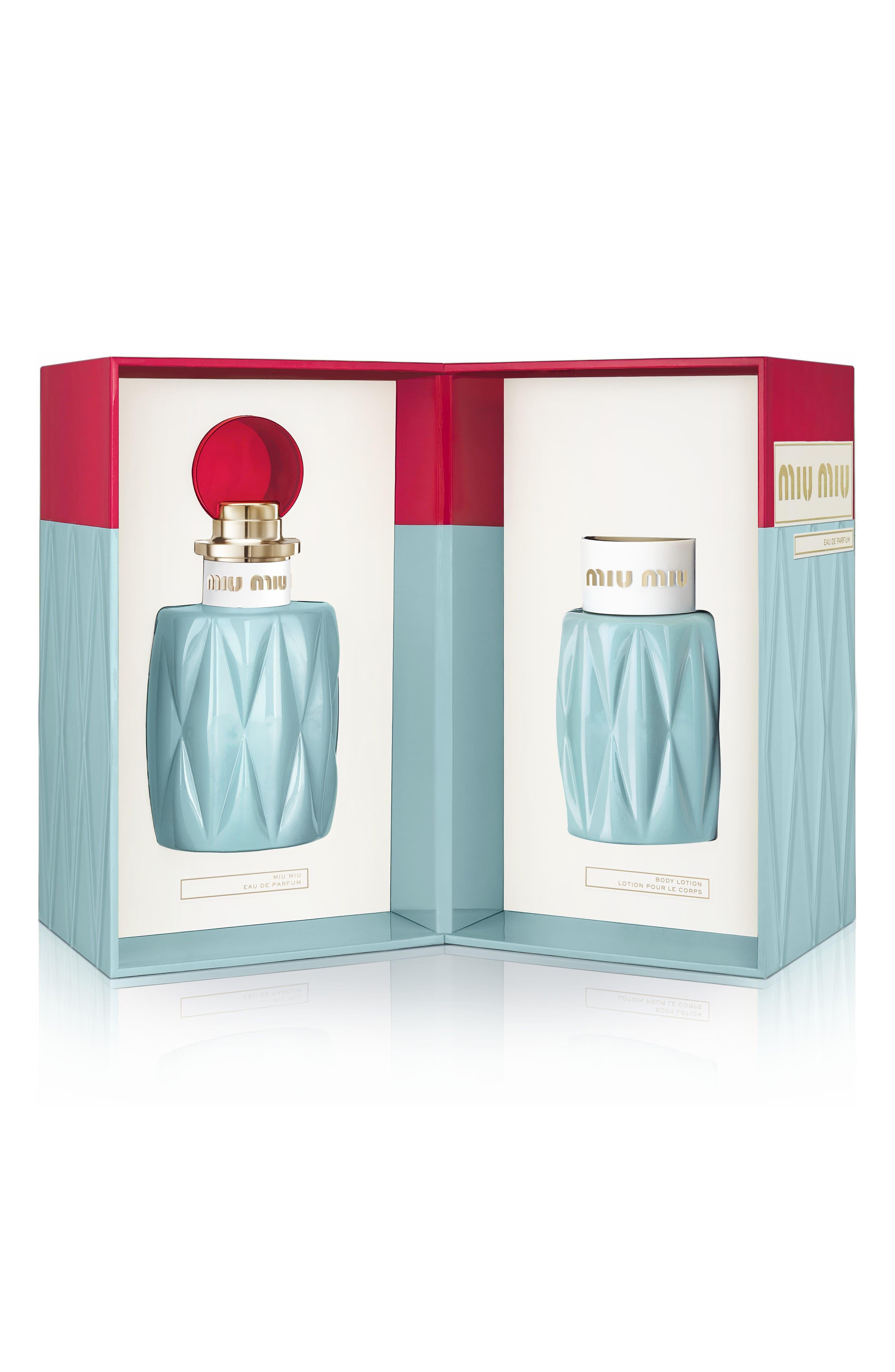 Eau de Parfum Set,                             Alternate thumbnail 2, color,