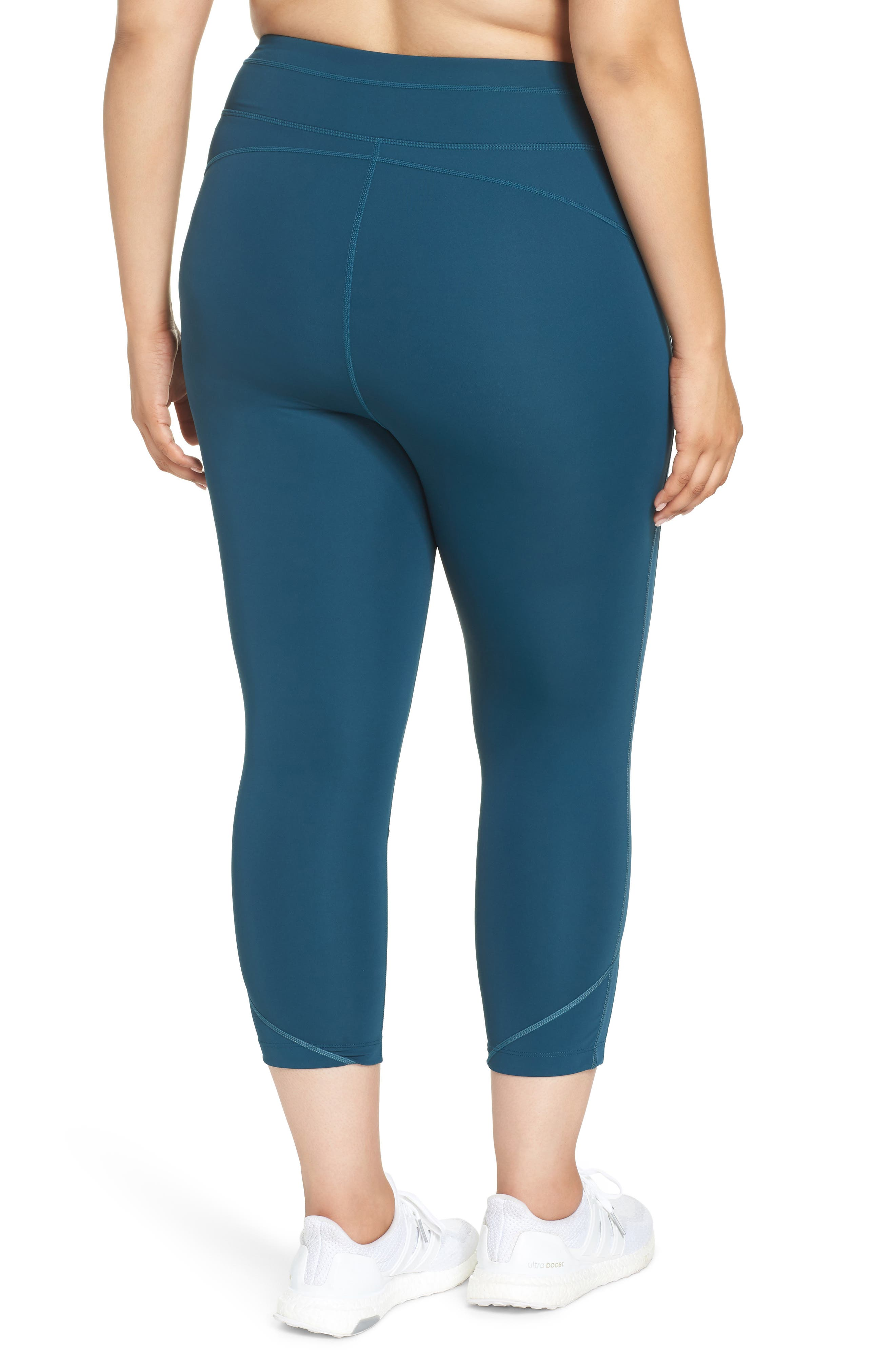 ZELLA,                             All In High Rise Crop Tights,                             Alternate thumbnail 2, color,                             449