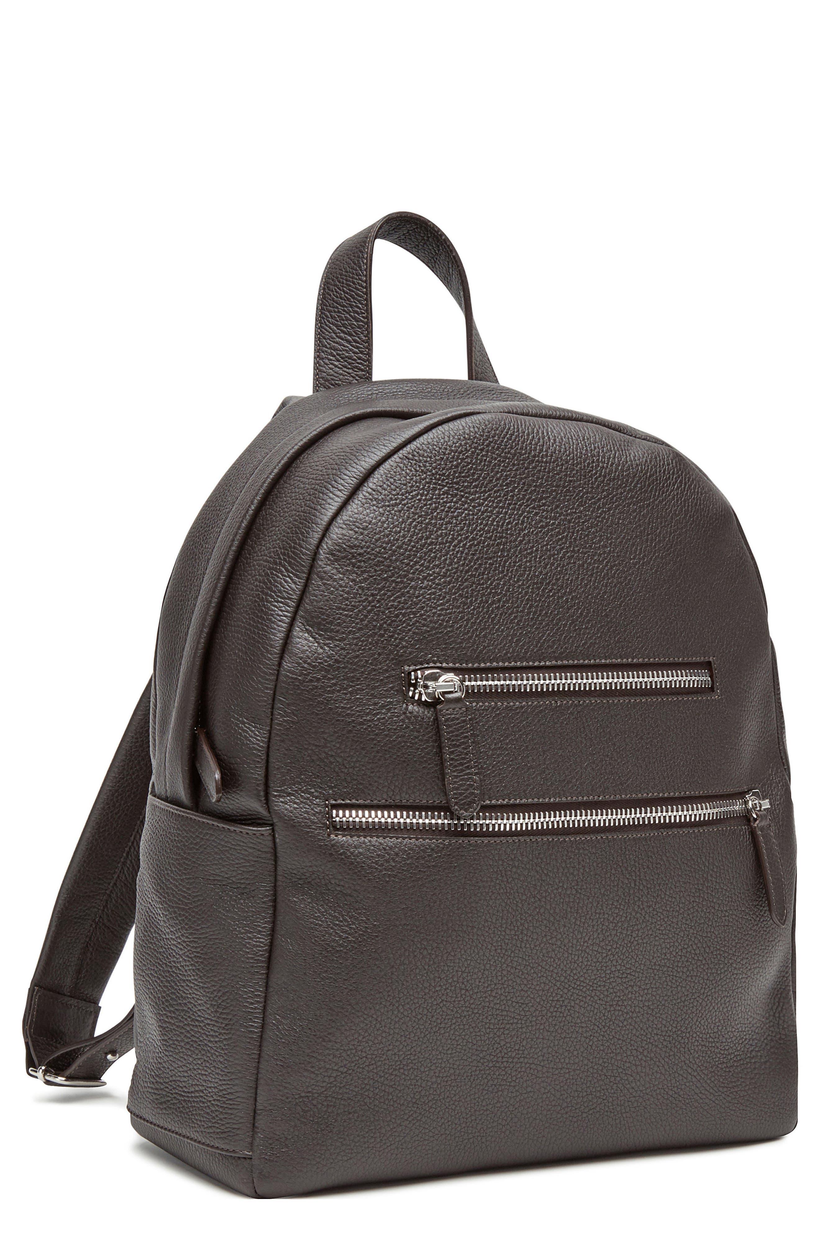 Deerskin Backpack,                         Main,                         color, 200