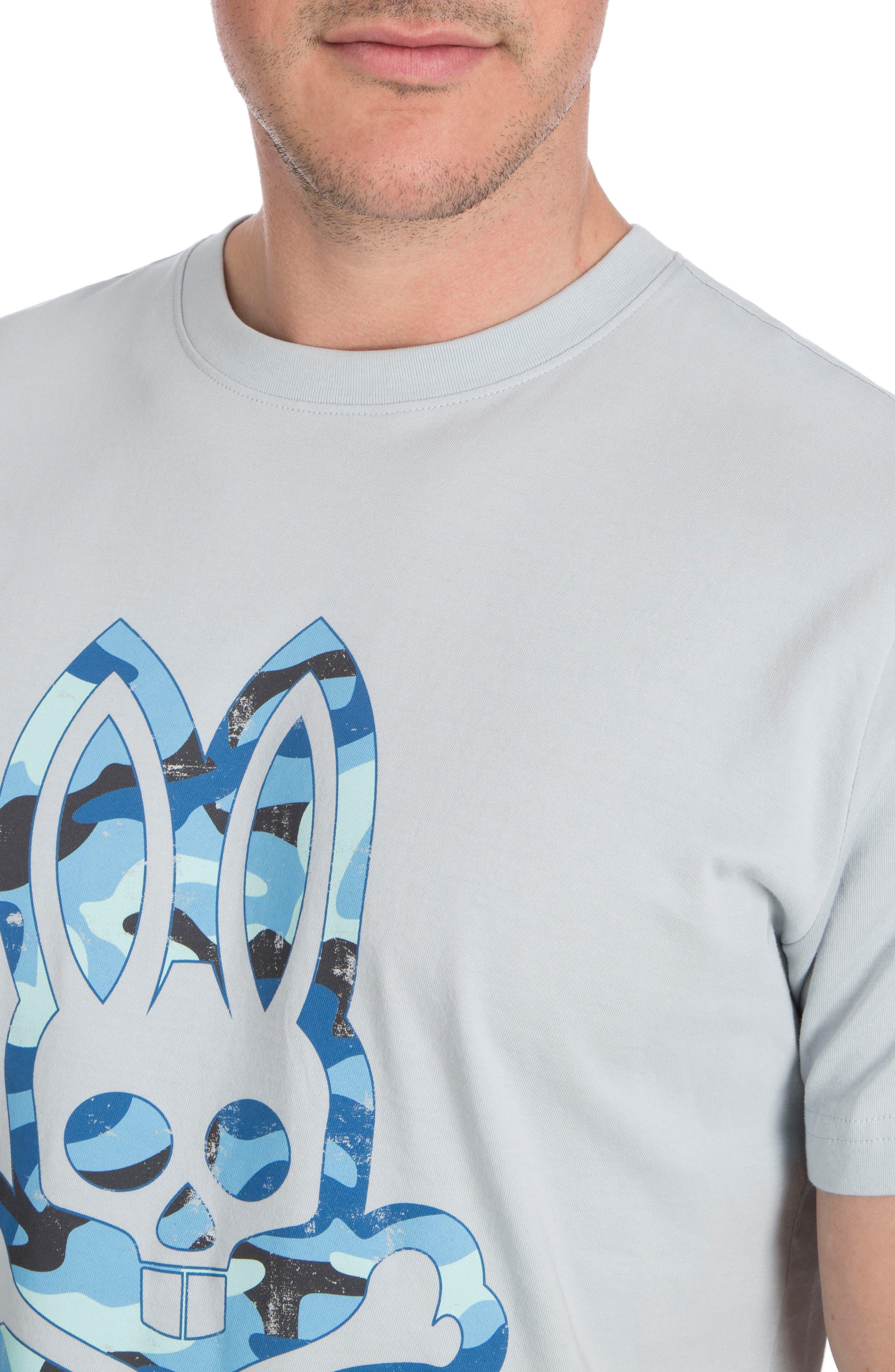 Camo Bunny T-Shirt,                             Alternate thumbnail 3, color,                             452