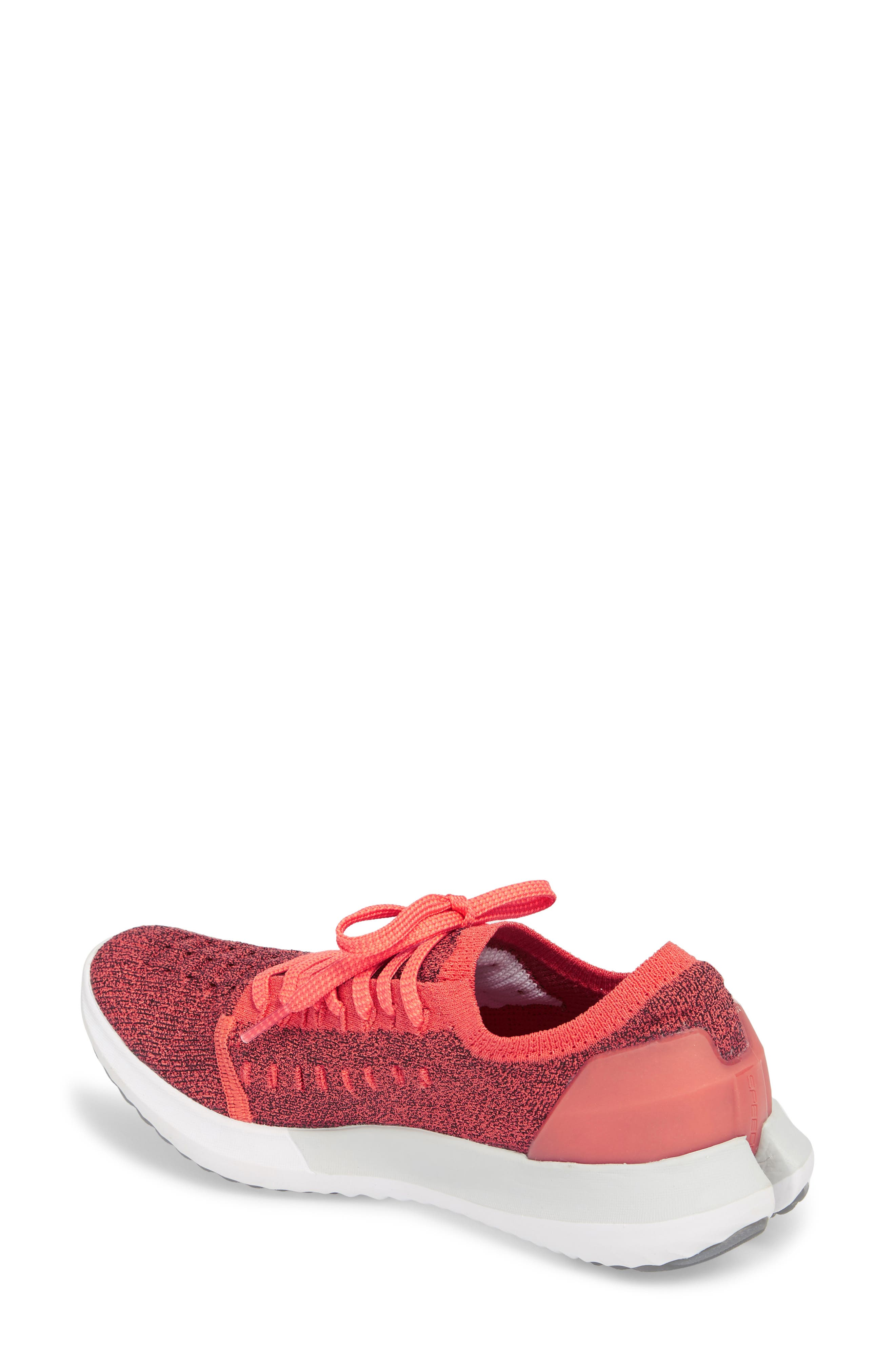 SpeedForm<sup>®</sup> Slingshot 2 Running Shoe,                             Alternate thumbnail 2, color,                             VERMILLION/ BLACK