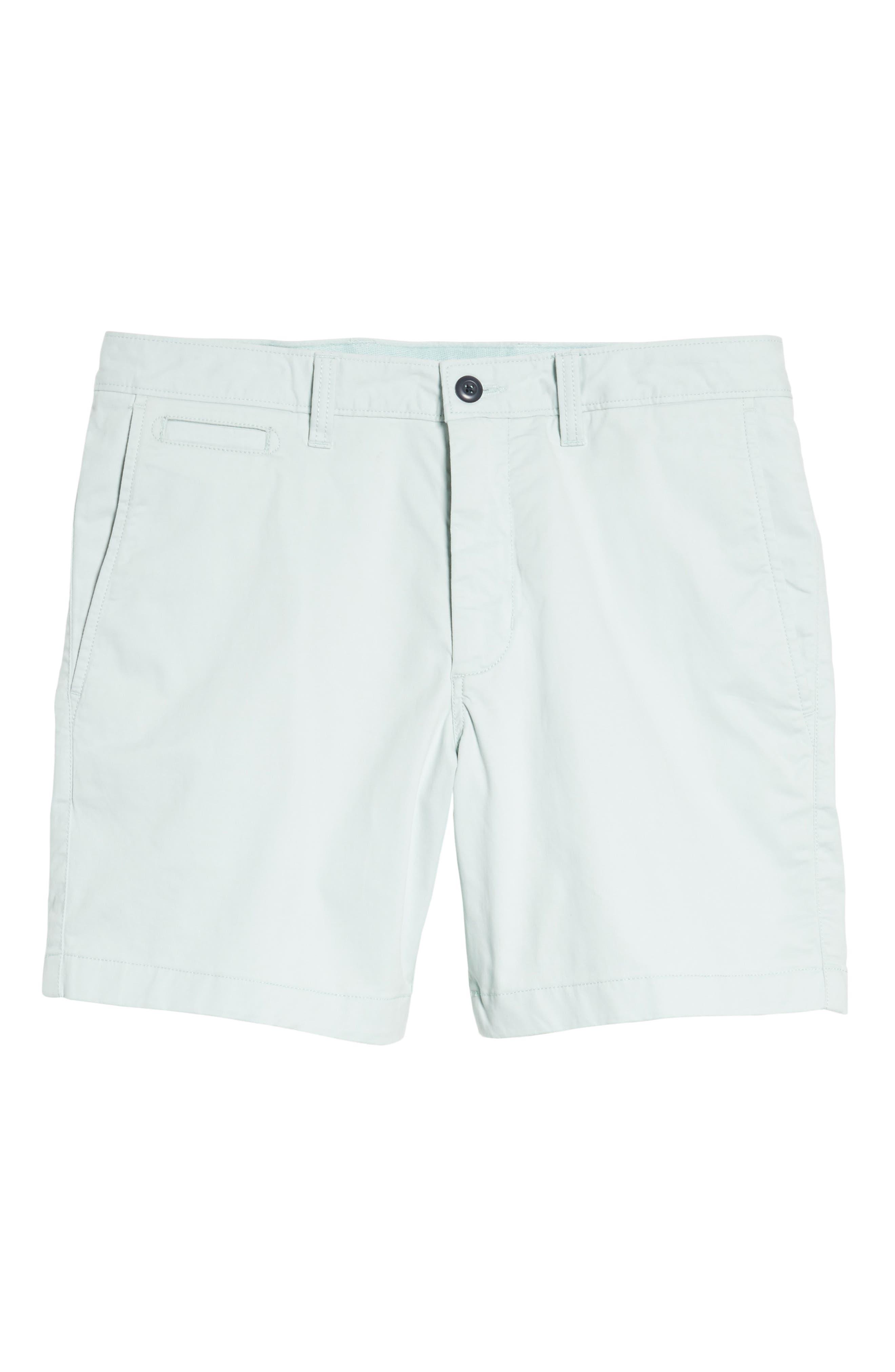 Ballard Slim Fit Stretch Chino 7-Inch Shorts,                             Alternate thumbnail 68, color,