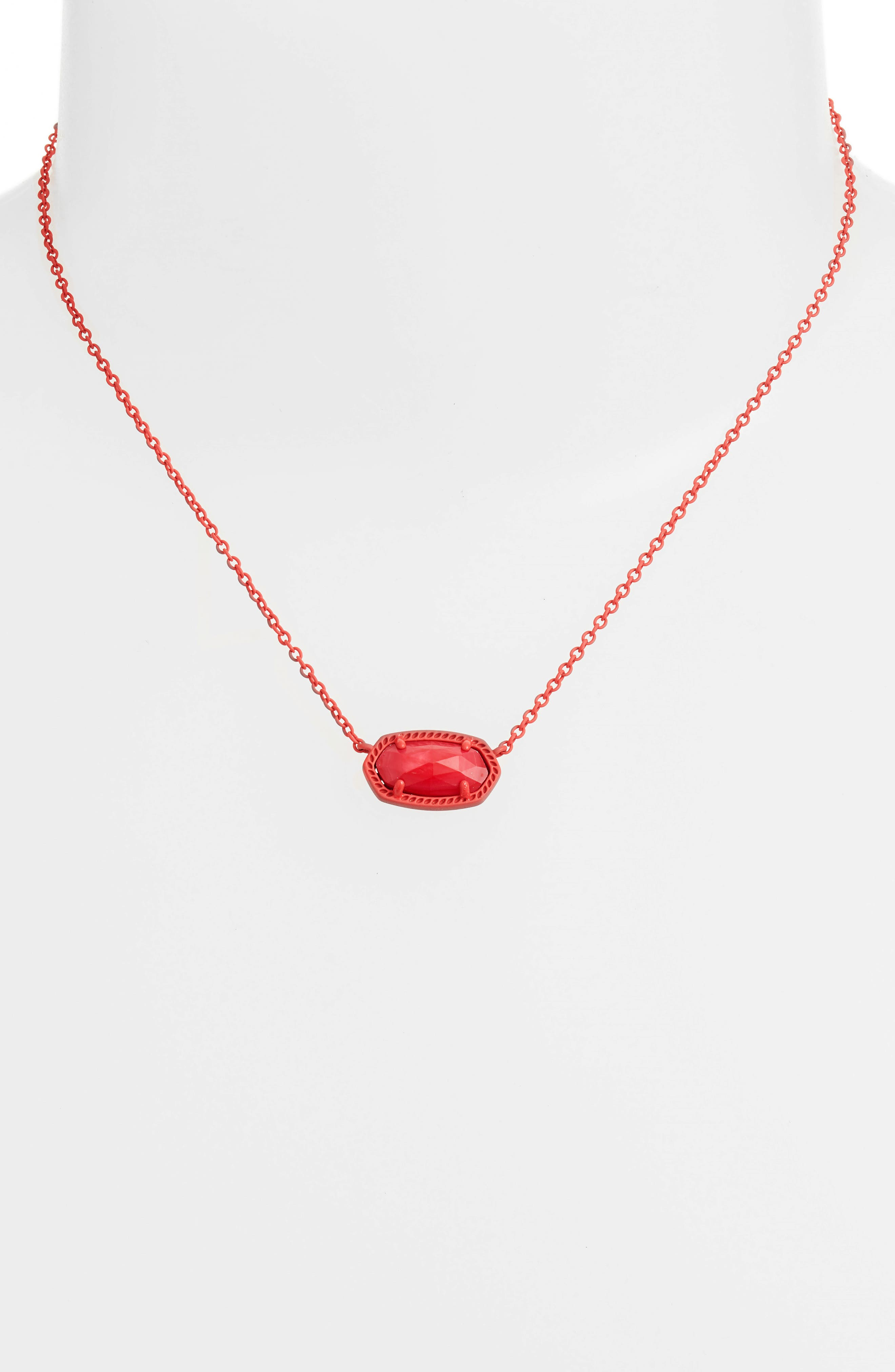 'Elisa' Pendant Necklace,                             Alternate thumbnail 193, color,