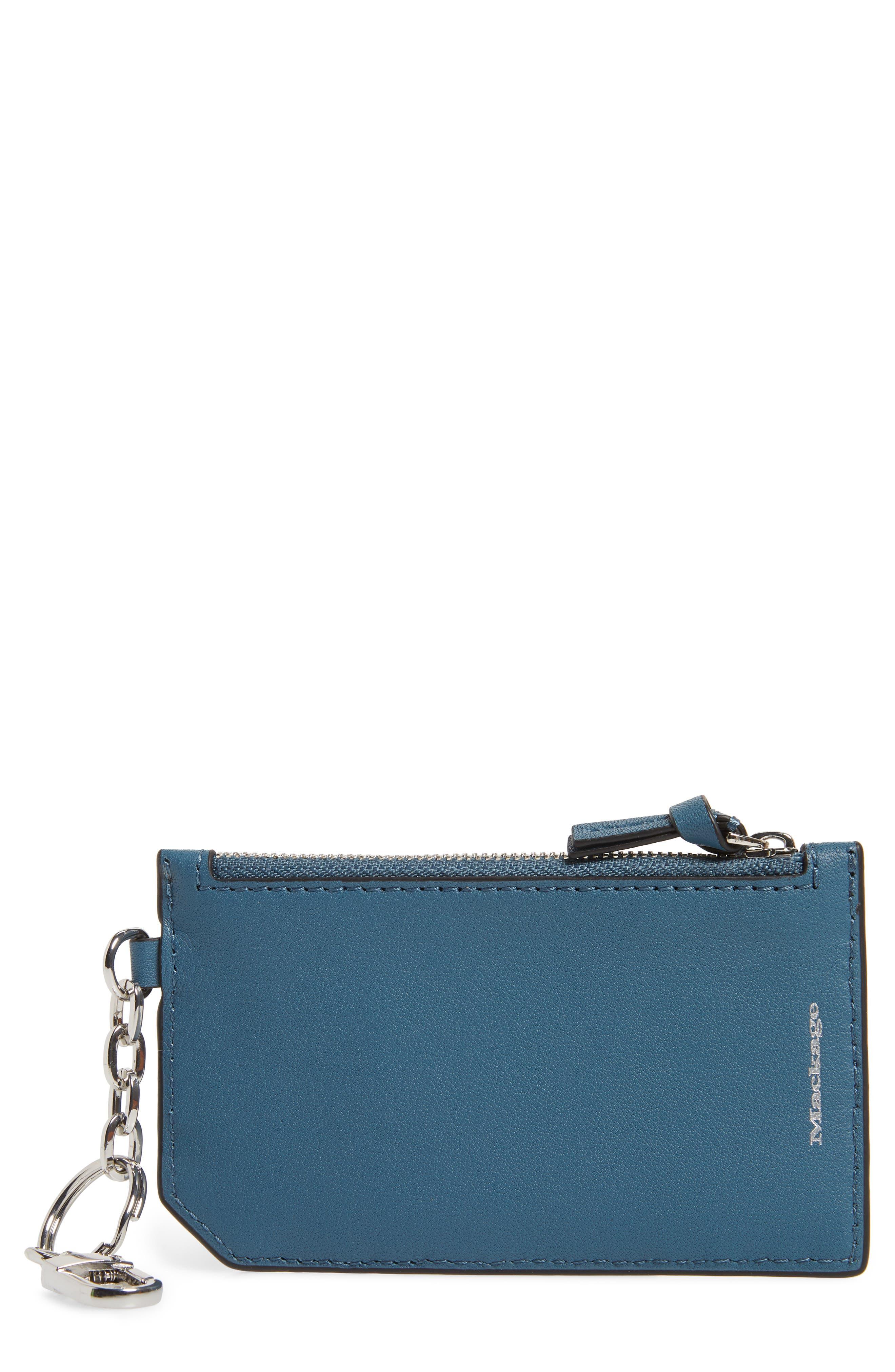 Taj Leather Card Case,                             Main thumbnail 2, color,