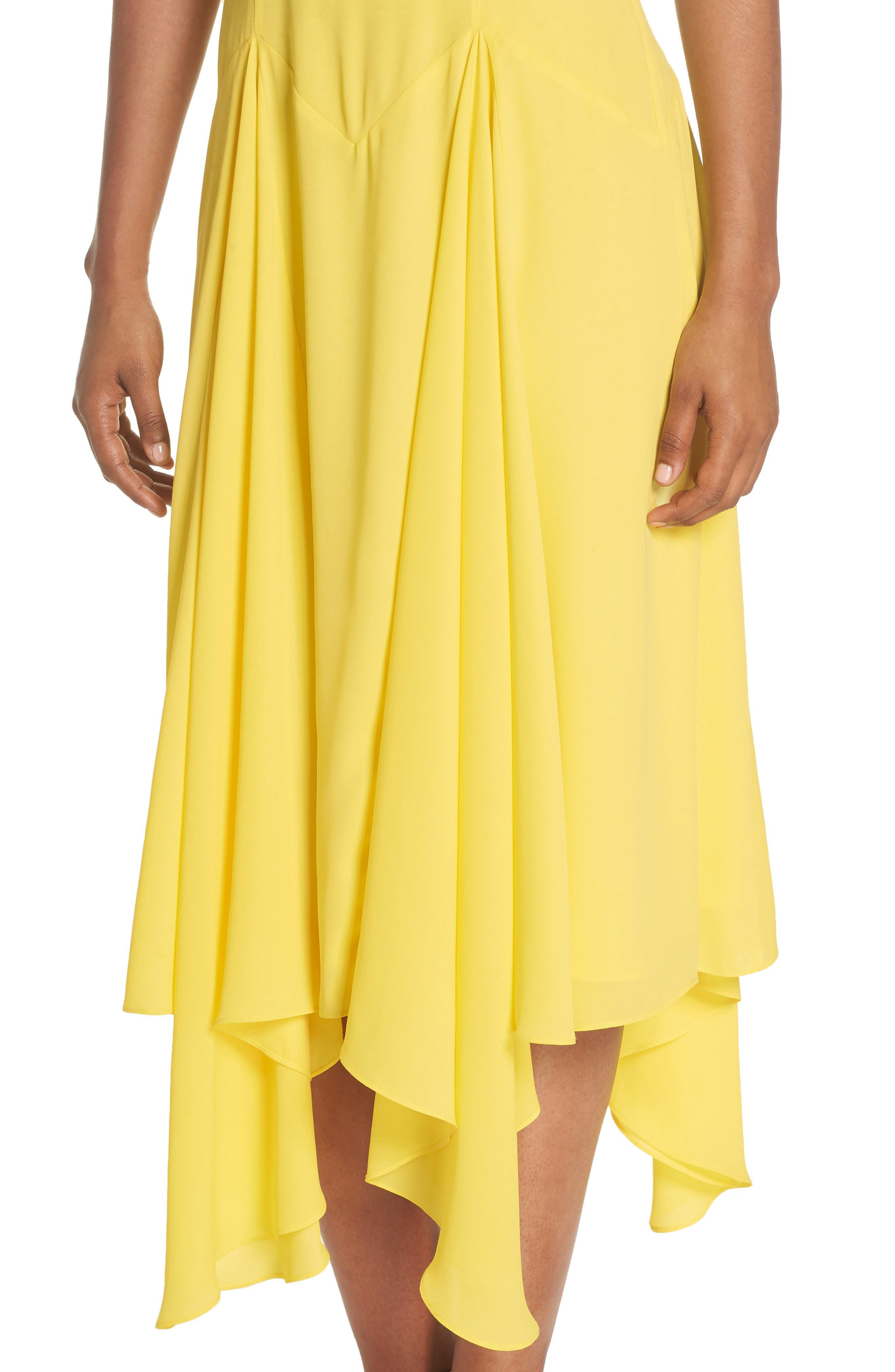 Dean Handkerchief Hem Dress,                             Alternate thumbnail 4, color,                             740