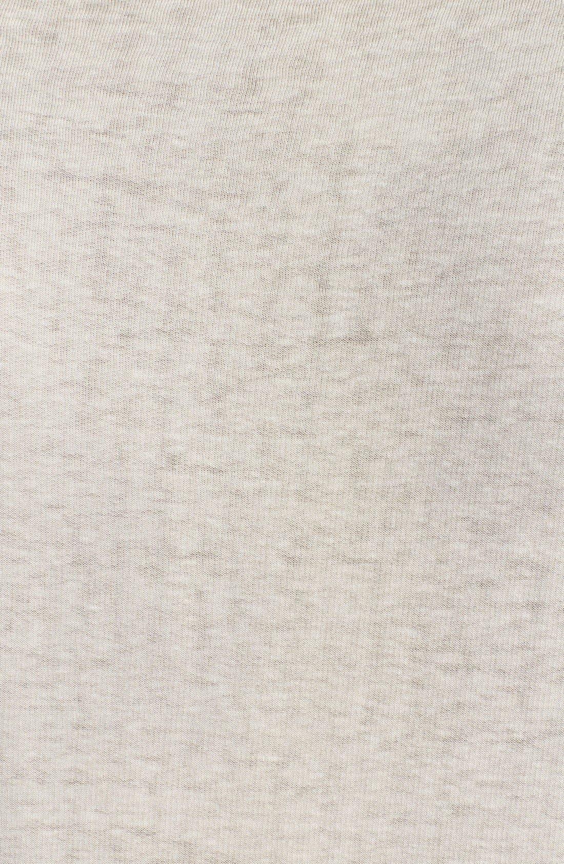 Washed Raglan Sleeve Sweatshirt,                             Alternate thumbnail 16, color,