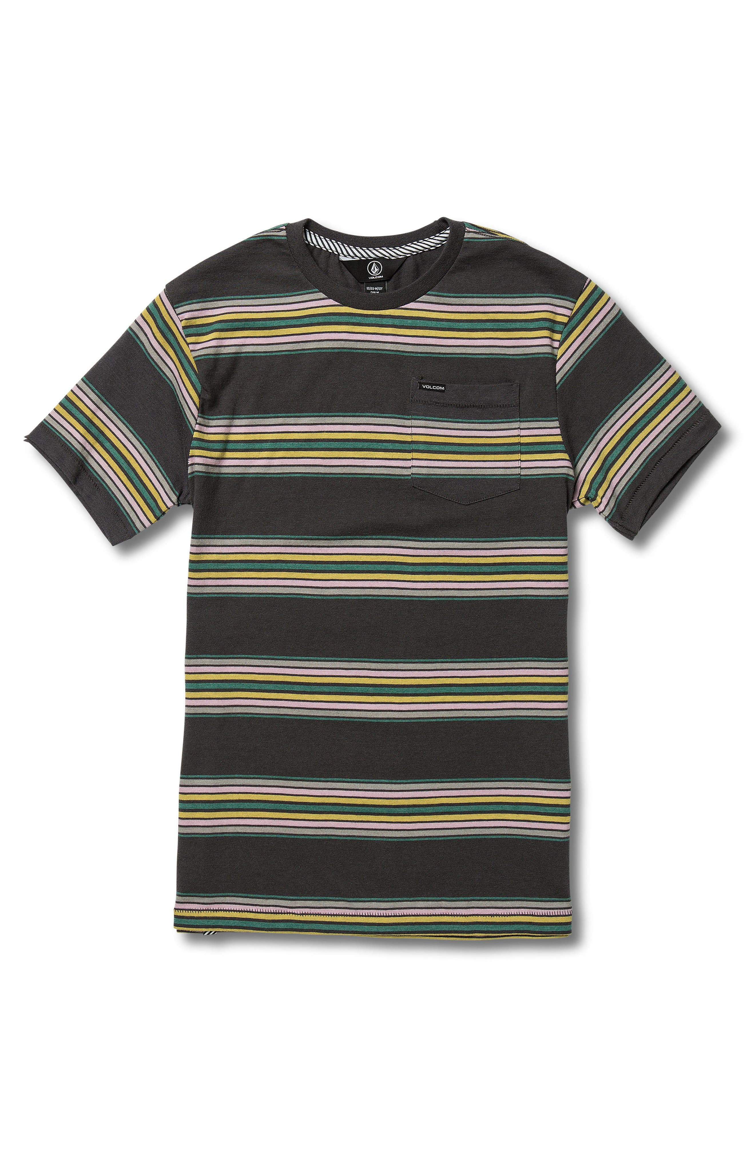 Idle T-Shirt,                             Main thumbnail 1, color,                             ASPHALT BL