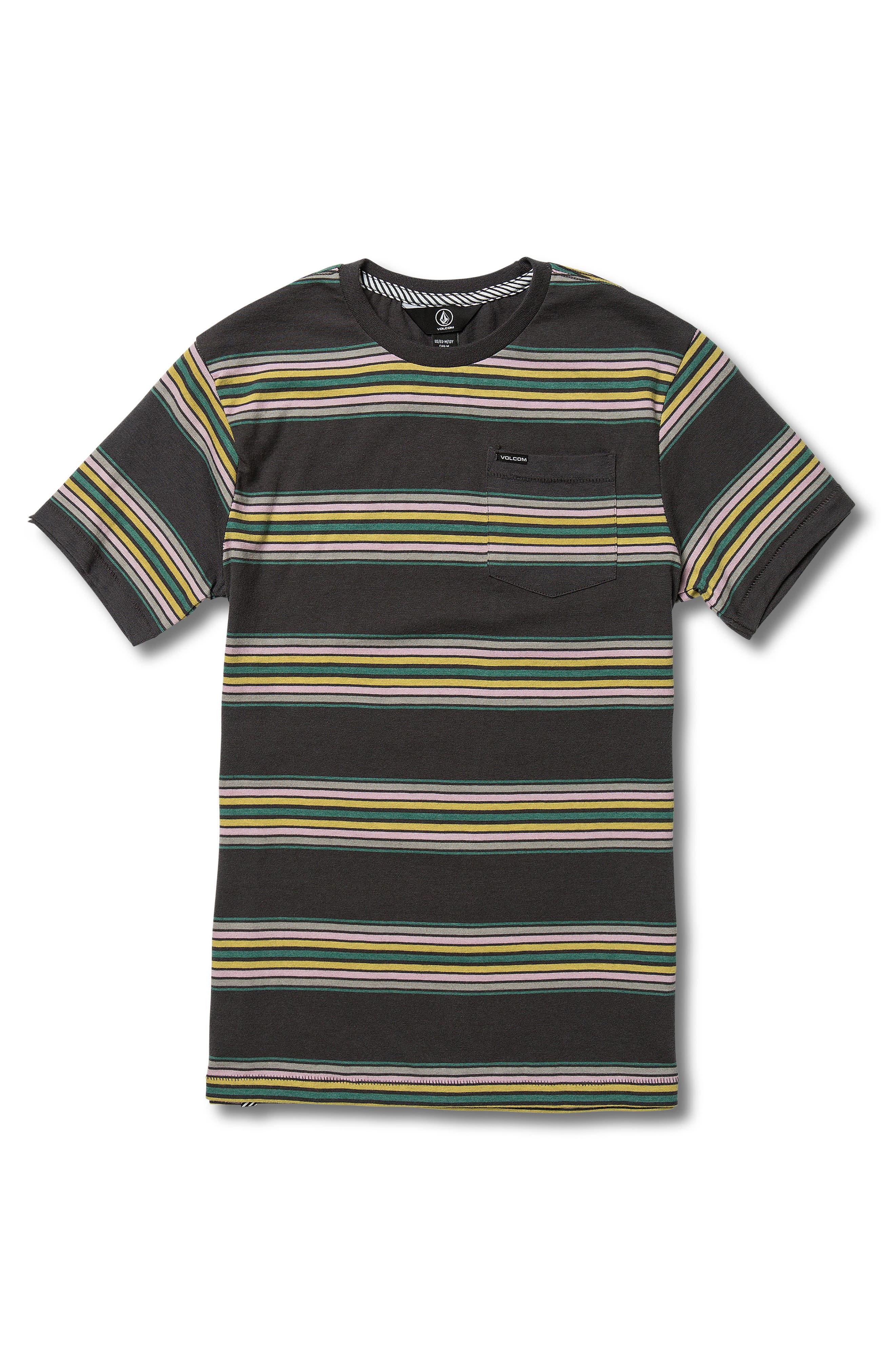 Idle T-Shirt, Main, color, ASPHALT BL