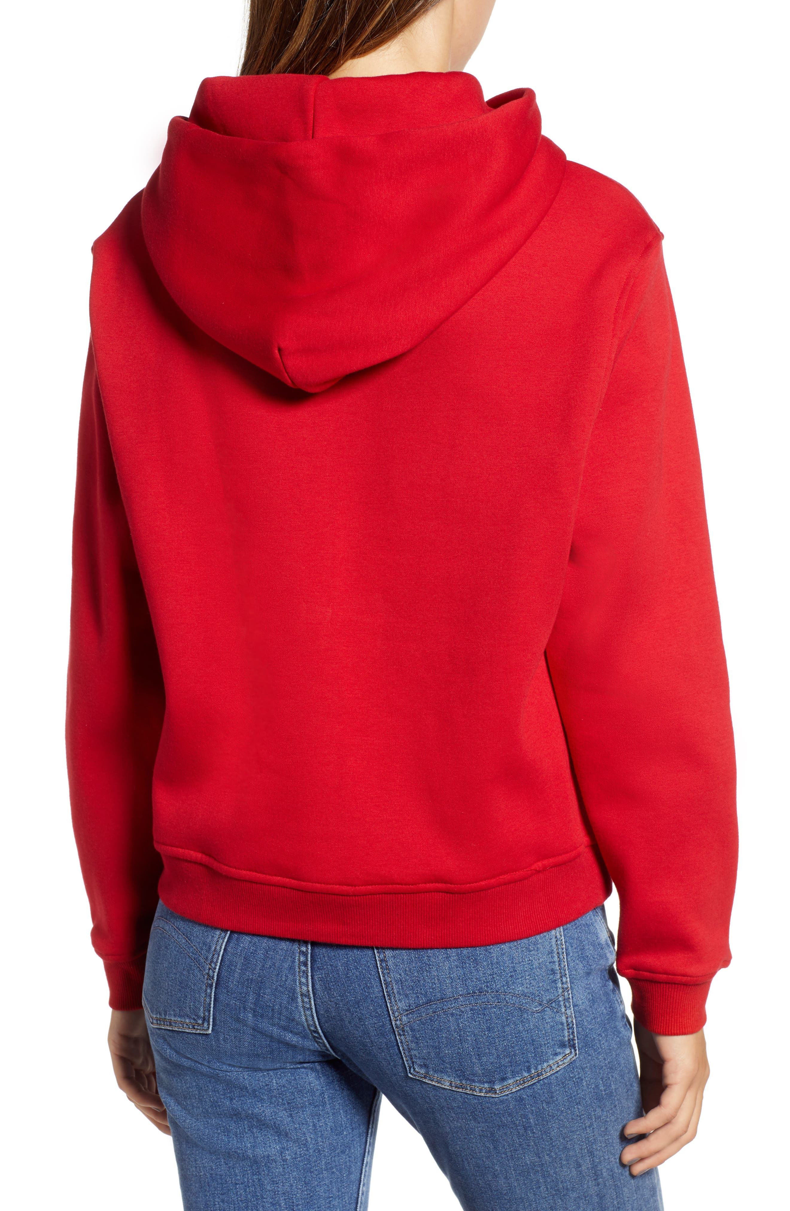 TJW Tommy Classics Hoodie,                             Alternate thumbnail 2, color,                             602