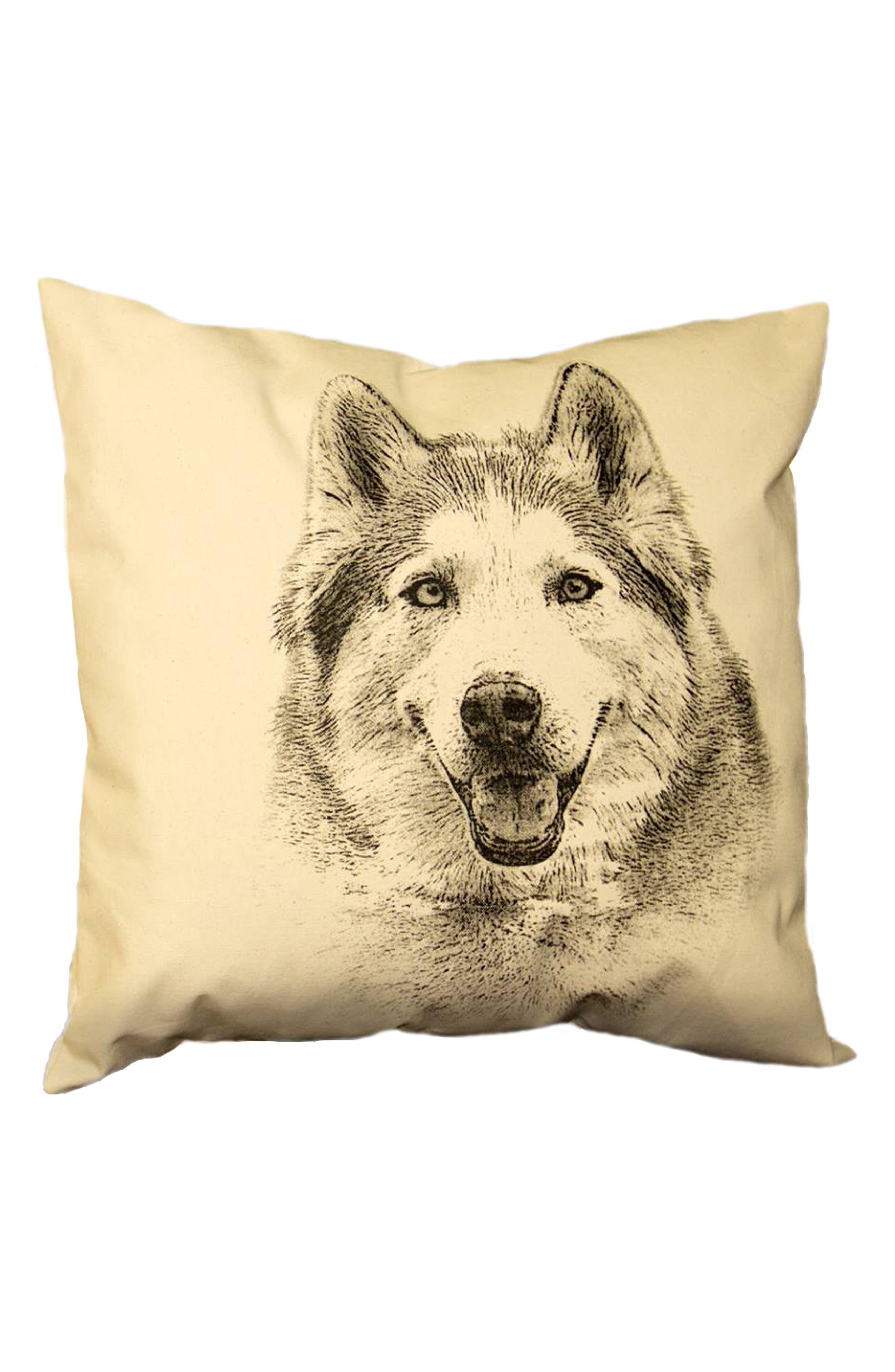 Animal Accent Pillow,                             Main thumbnail 5, color,