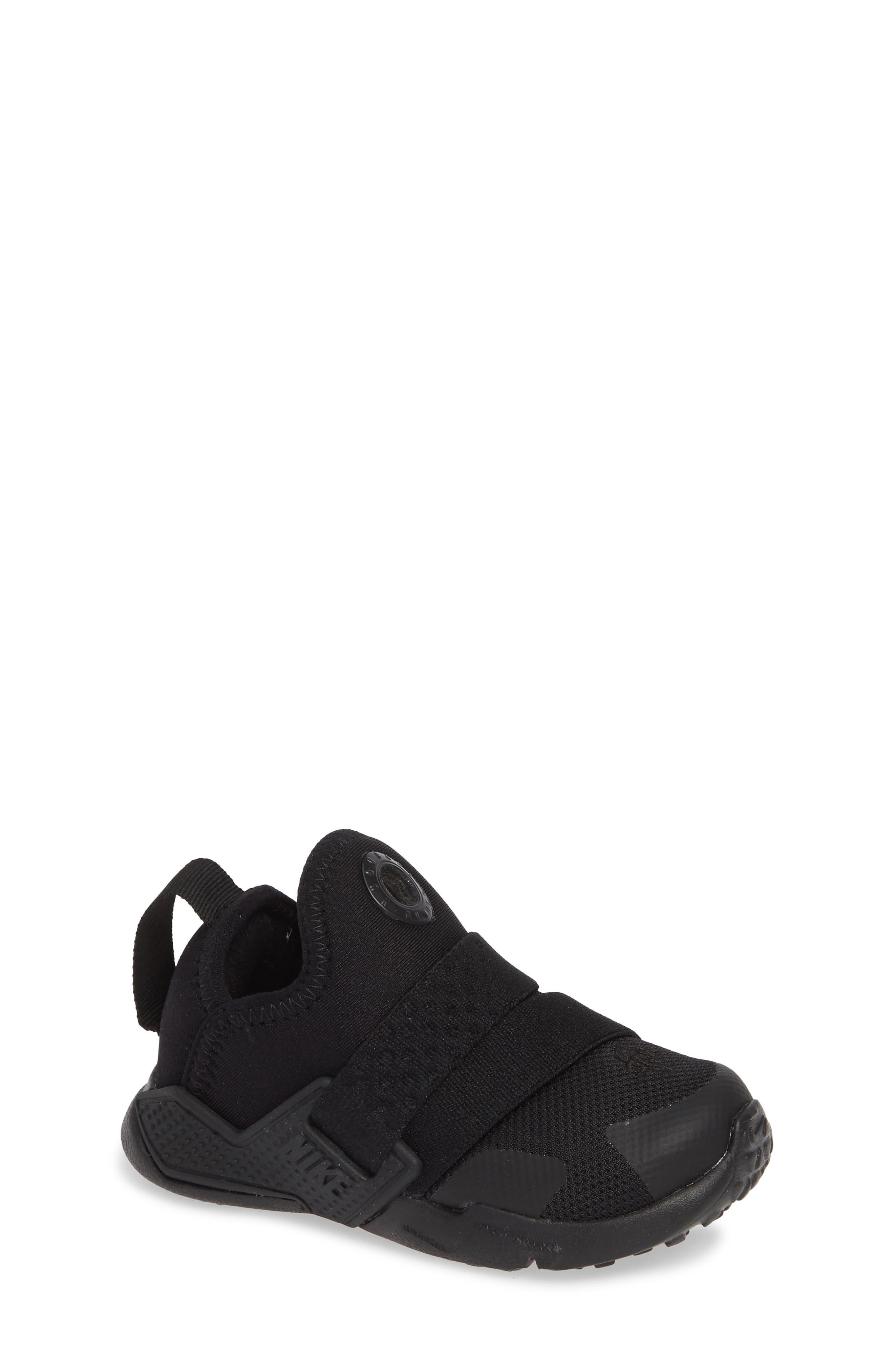 Huarache Extreme Sneaker,                             Main thumbnail 1, color,                             BLACK/ BLACK-BLACK