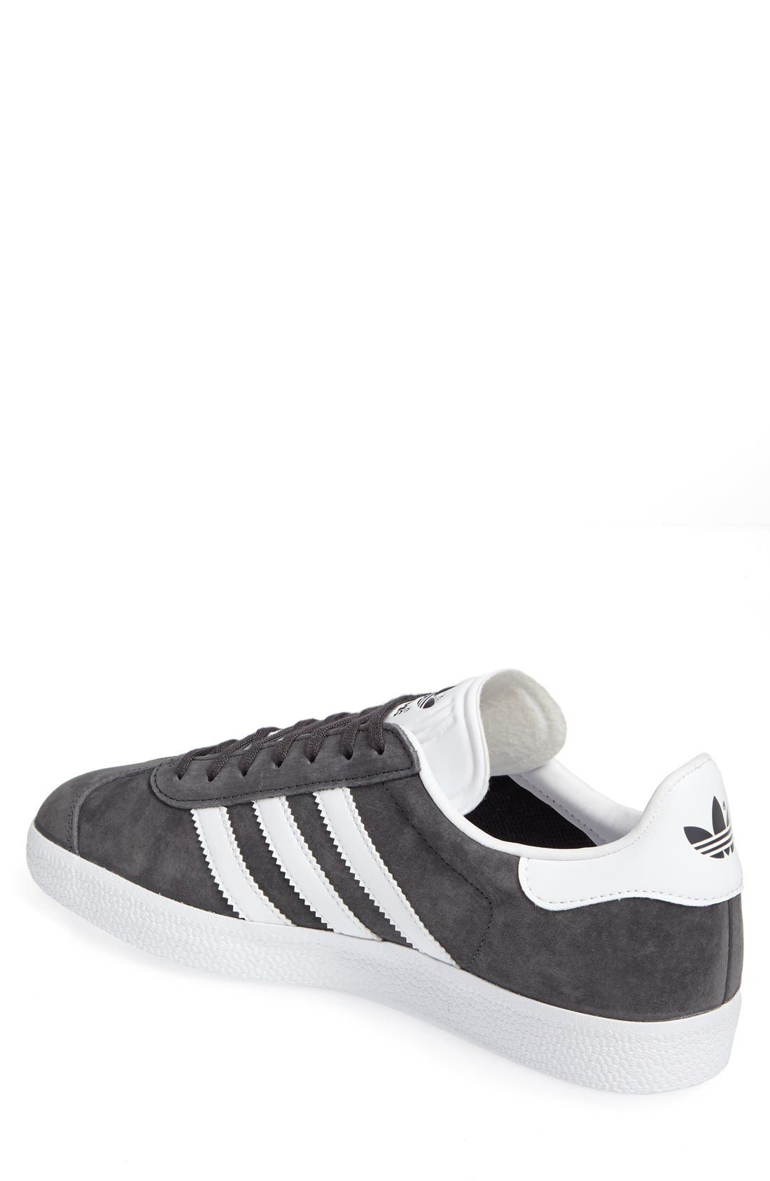 ADIDAS,                             Gazelle Sneaker,                             Alternate thumbnail 4, color,                             020