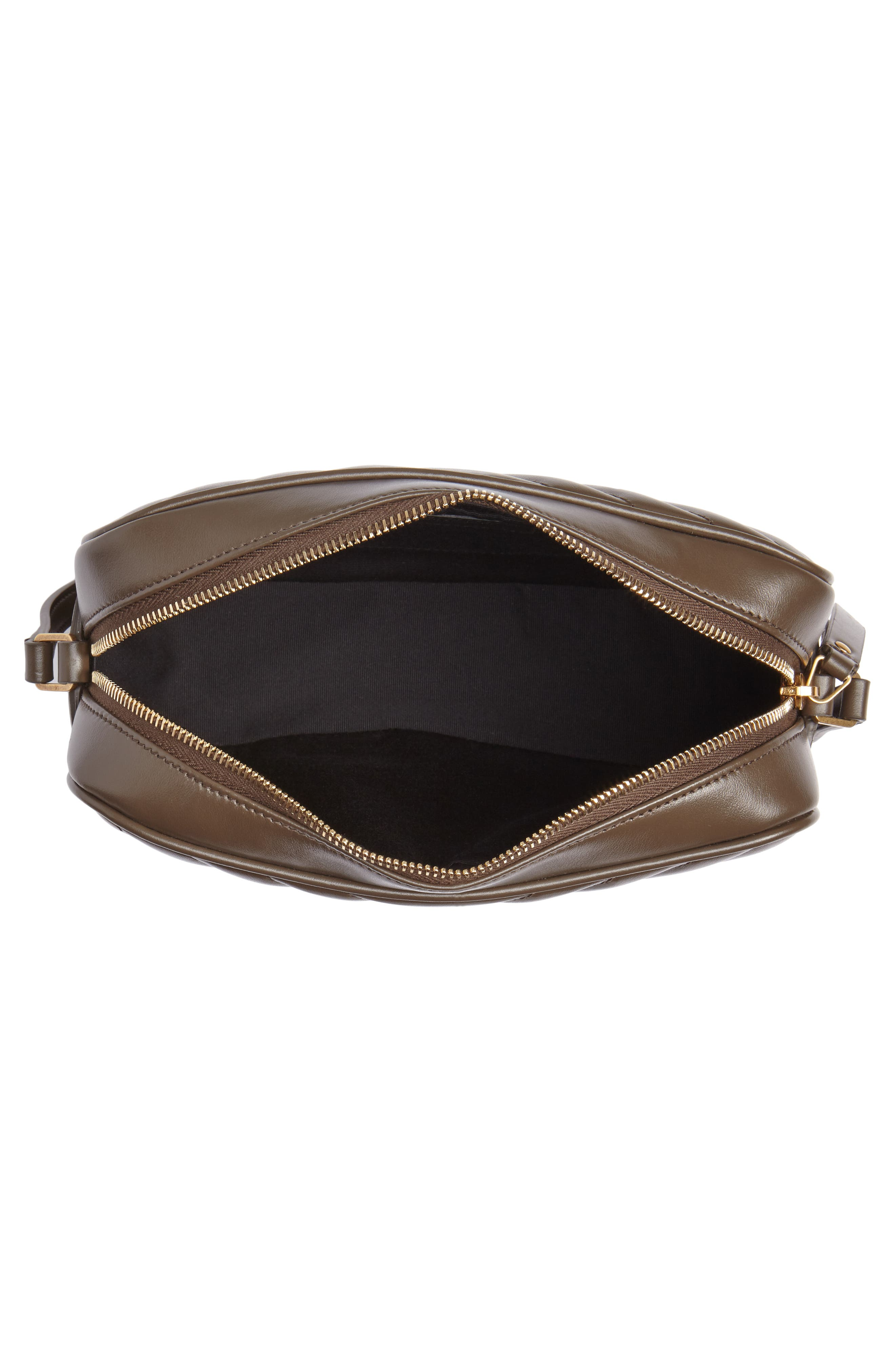 Medium Lou Calfskin Leather Camera Bag,                             Alternate thumbnail 4, color,                             200
