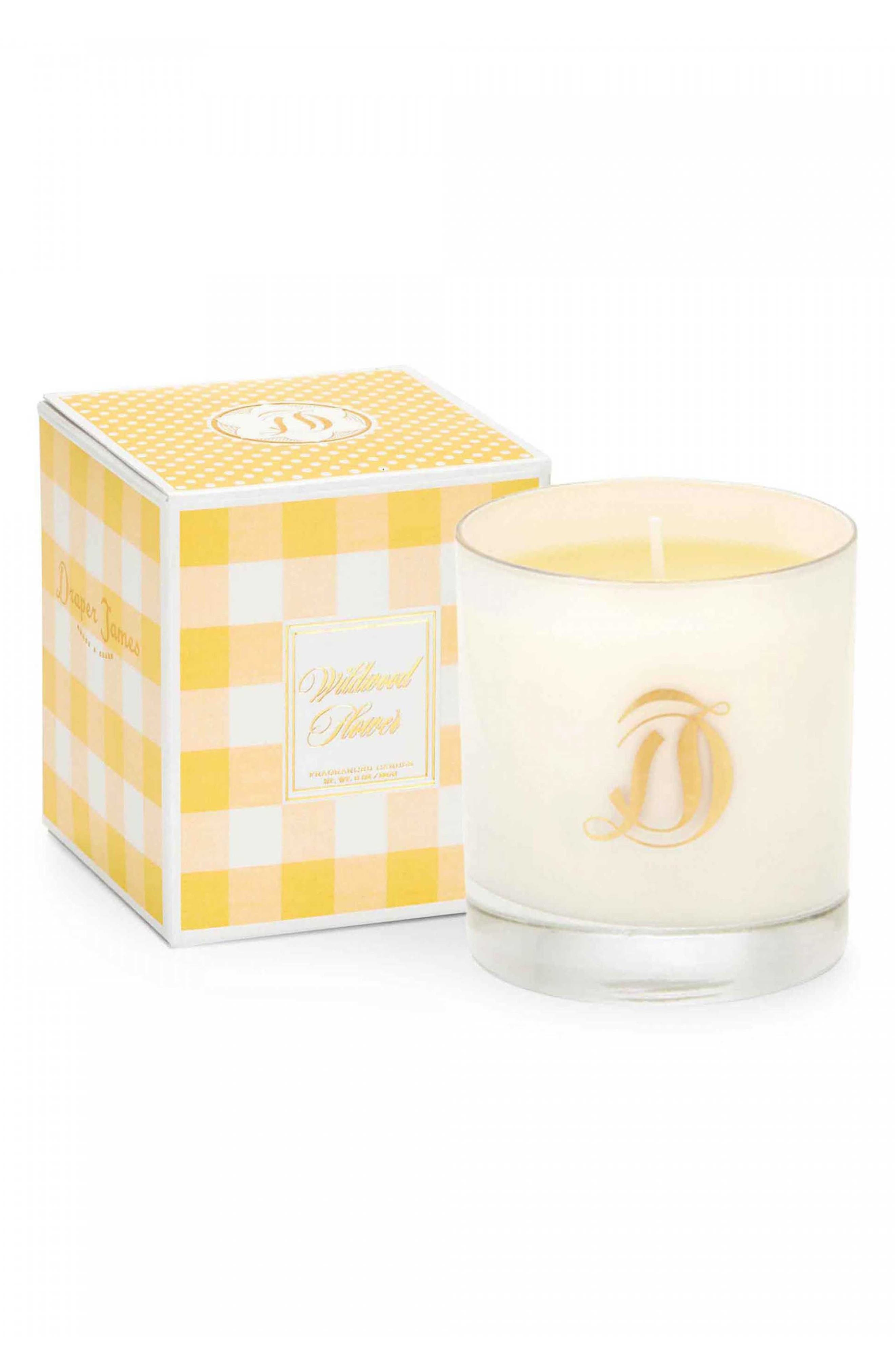 x Votivo Scented Boxed Candle,                             Alternate thumbnail 2, color,                             WILDWOOD FLOWER