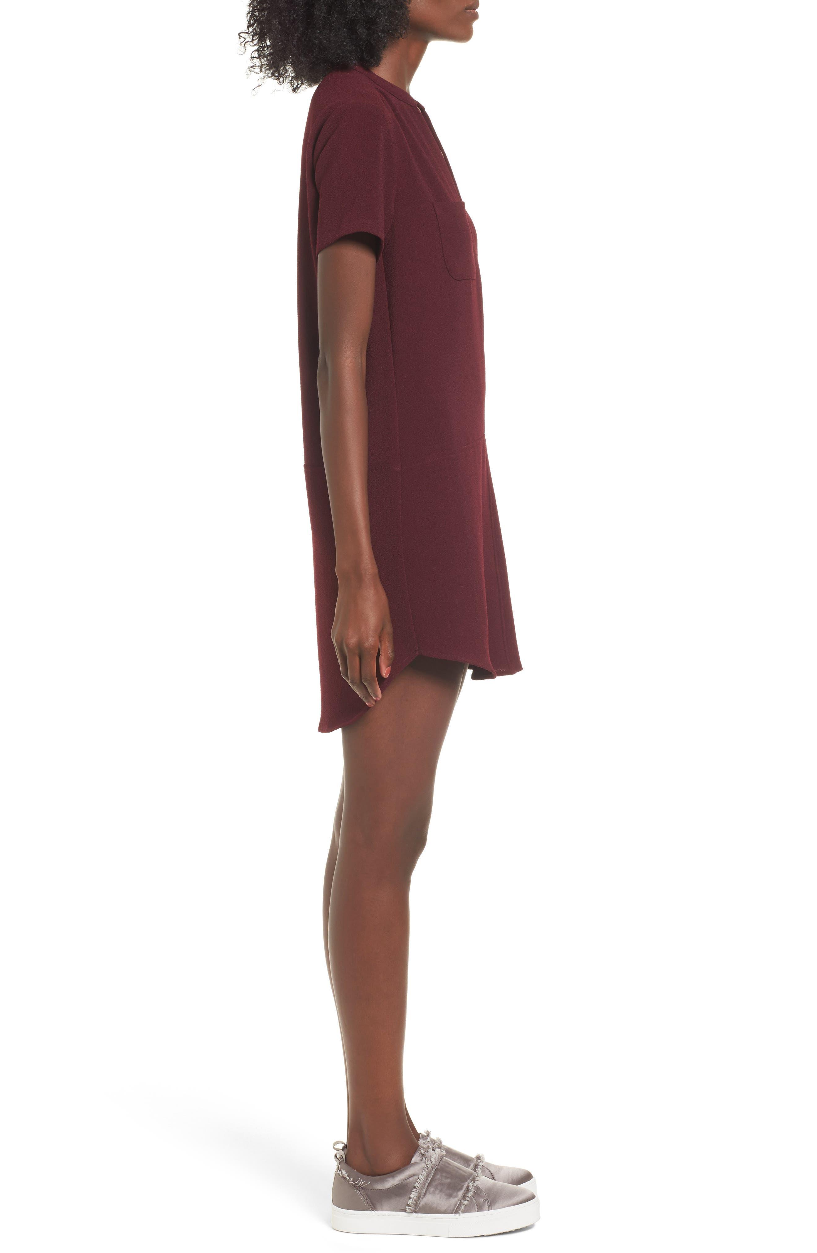 Hailey Crepe Dress,                             Alternate thumbnail 87, color,
