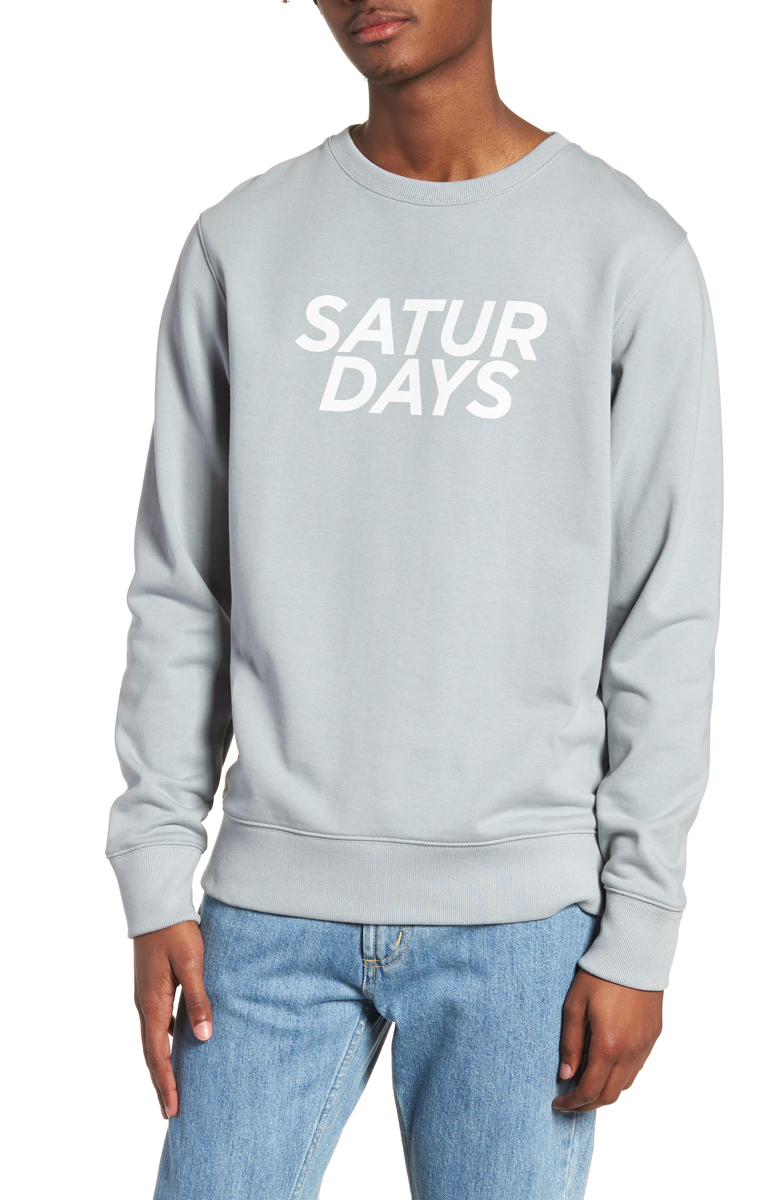 Bowery Gothic Sweatshirt,                             Main thumbnail 1, color,                             455