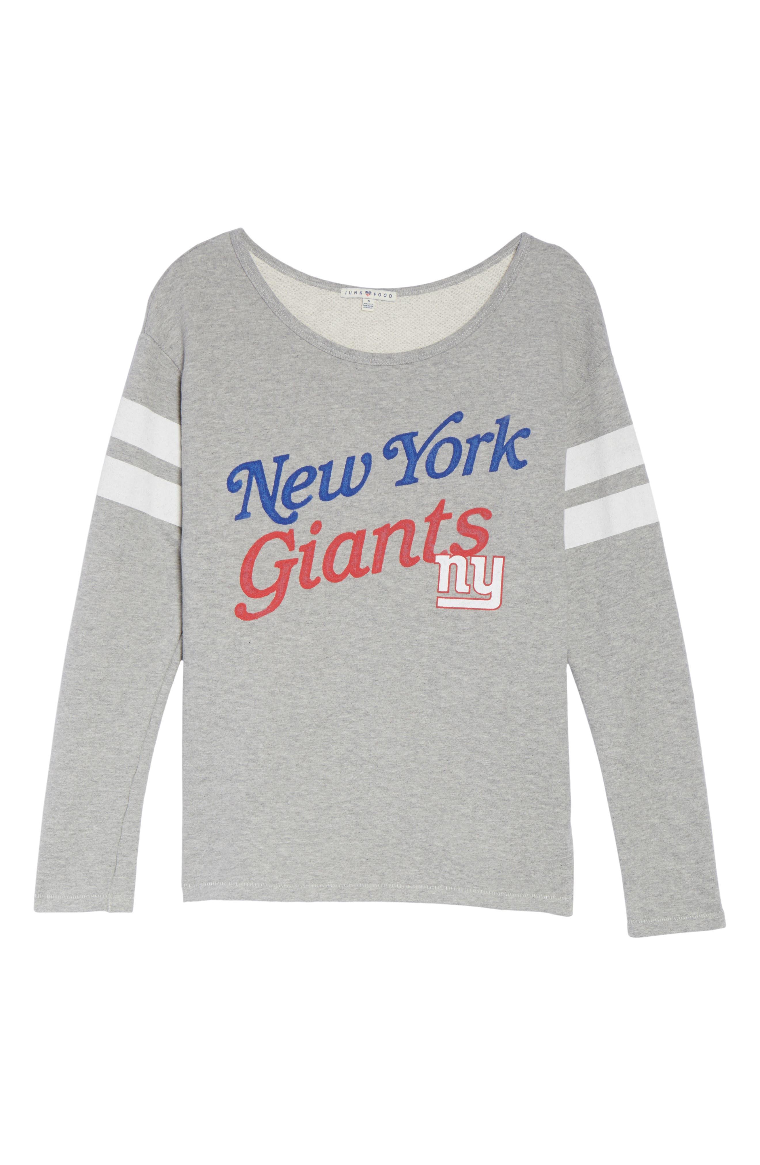 NFL New York Giants Champion Sweatshirt,                             Alternate thumbnail 6, color,                             028