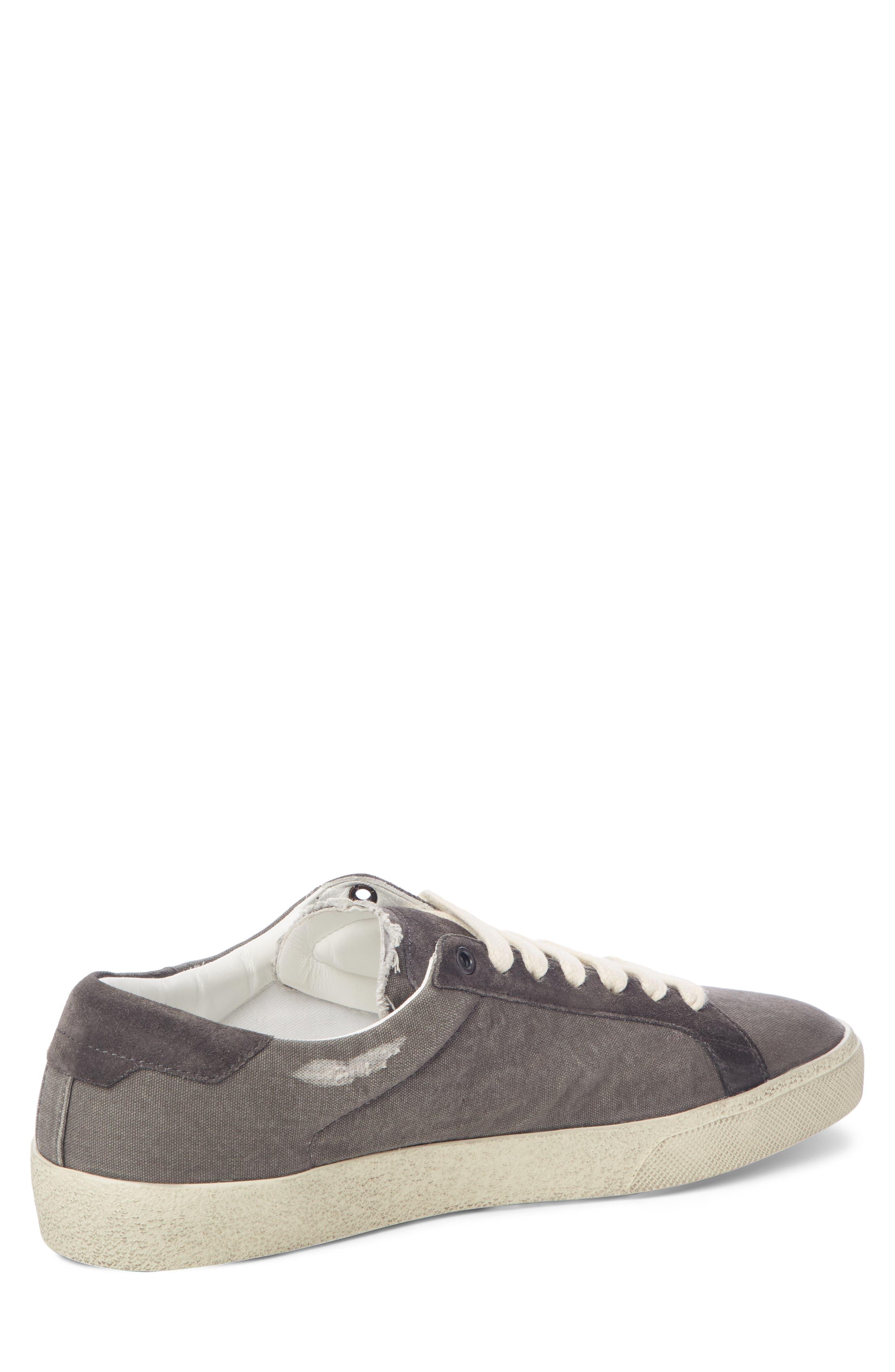 Low Top Sneaker,                             Alternate thumbnail 2, color,                             076