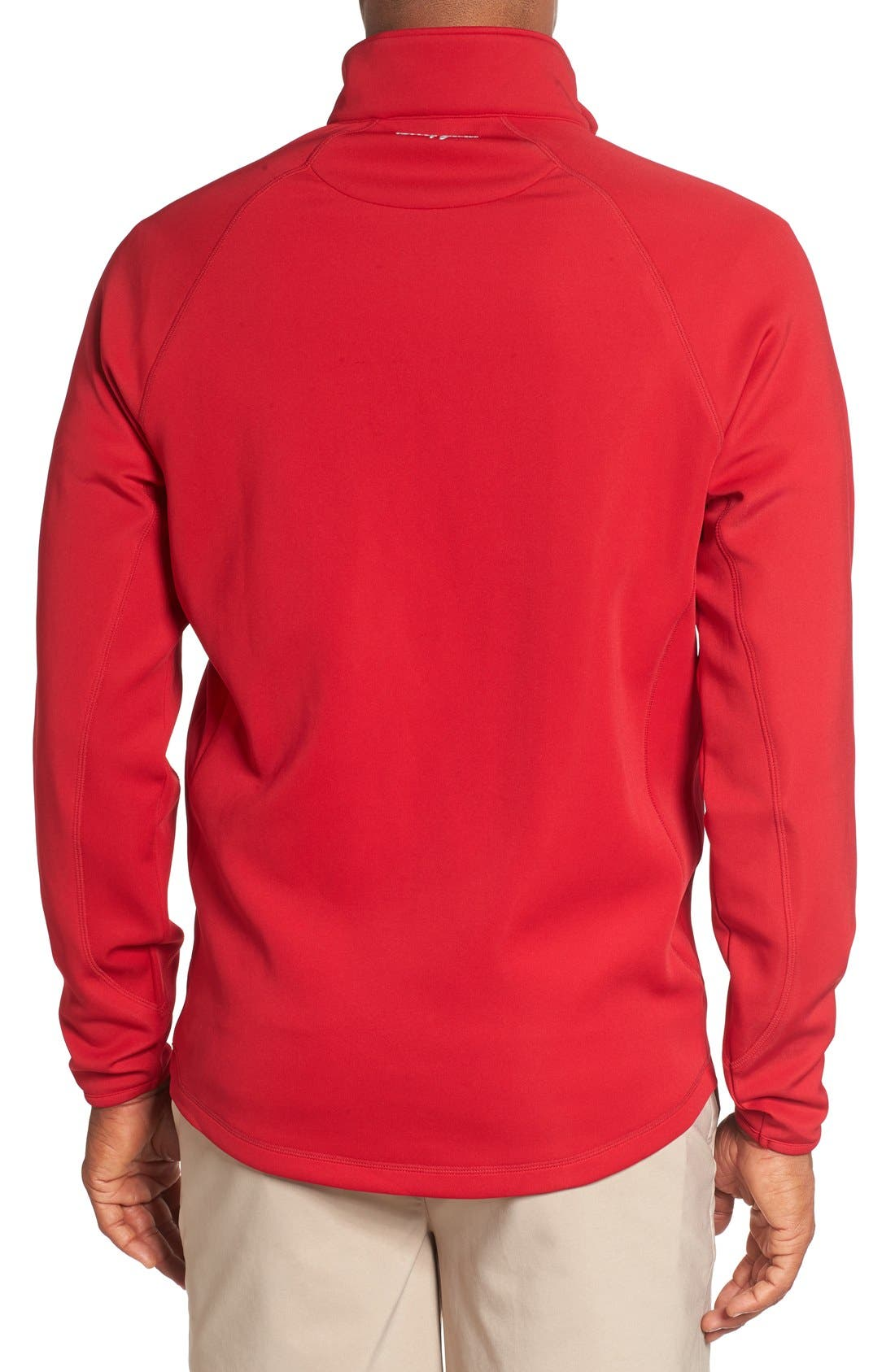 XH2O Crawford Stretch Quarter Zip Golf Pullover,                             Alternate thumbnail 24, color,