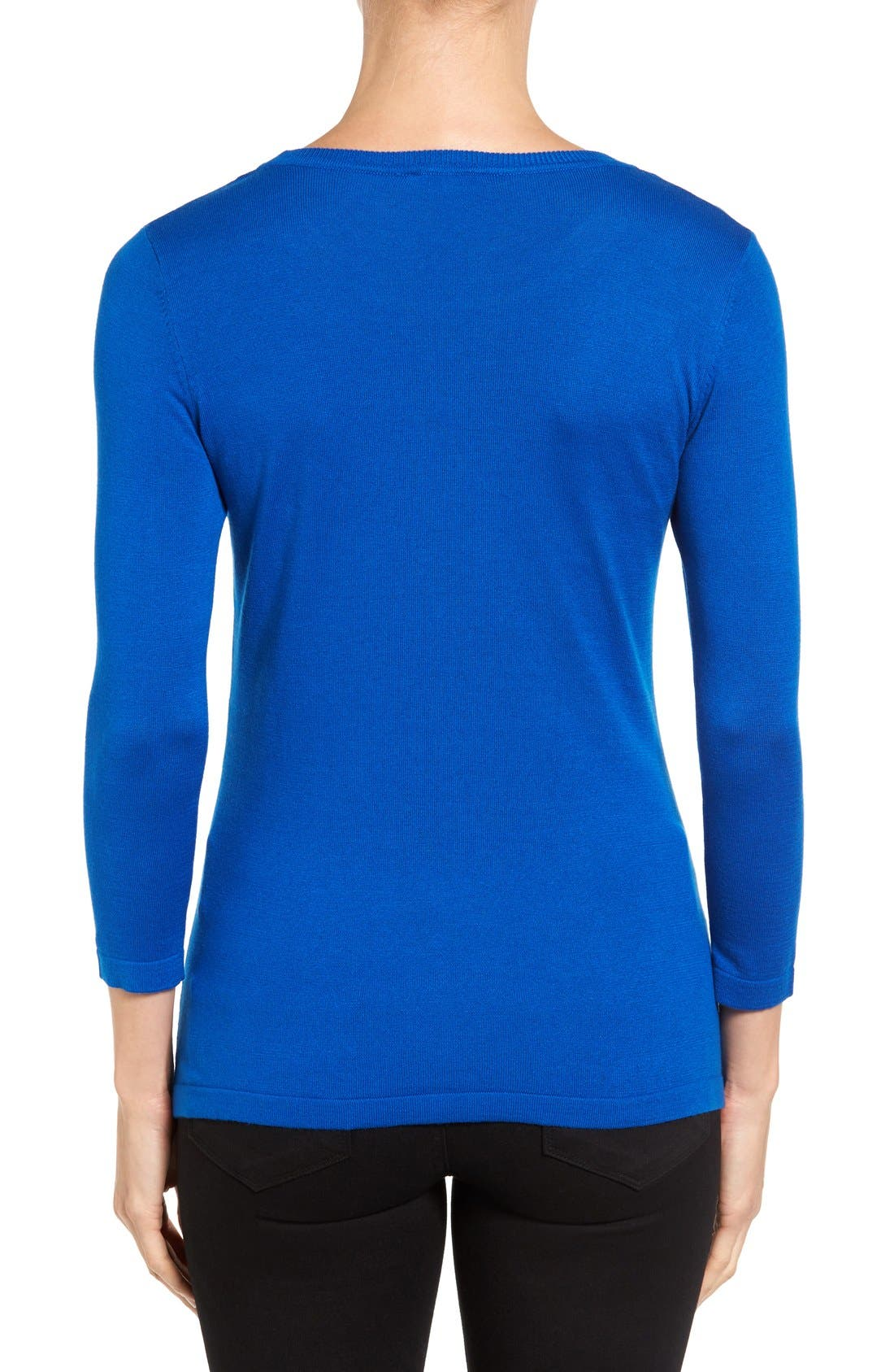 Zigzag Sweater,                             Alternate thumbnail 69, color,