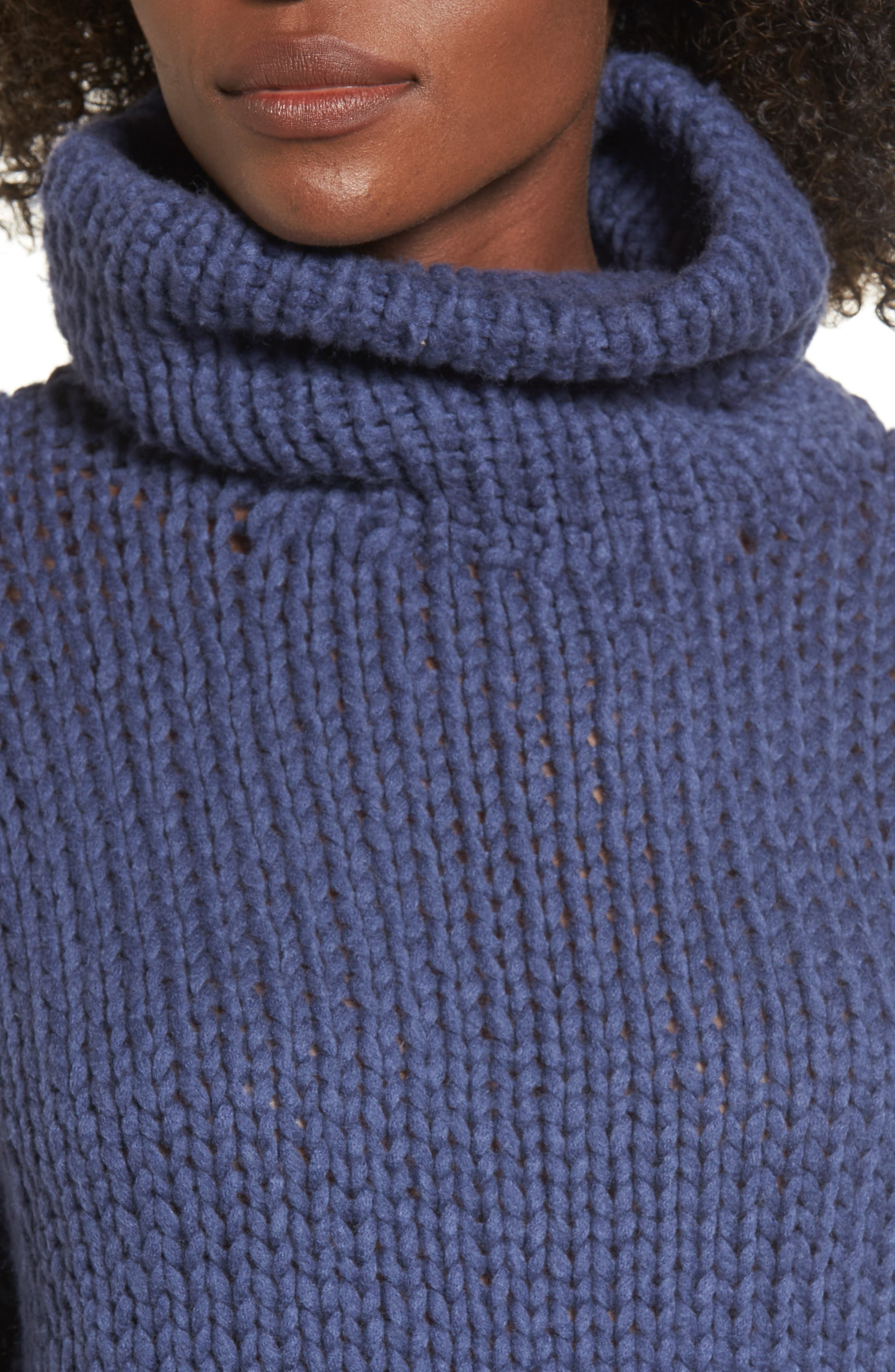 Hawken Turtleneck Sweater,                             Alternate thumbnail 4, color,                             400