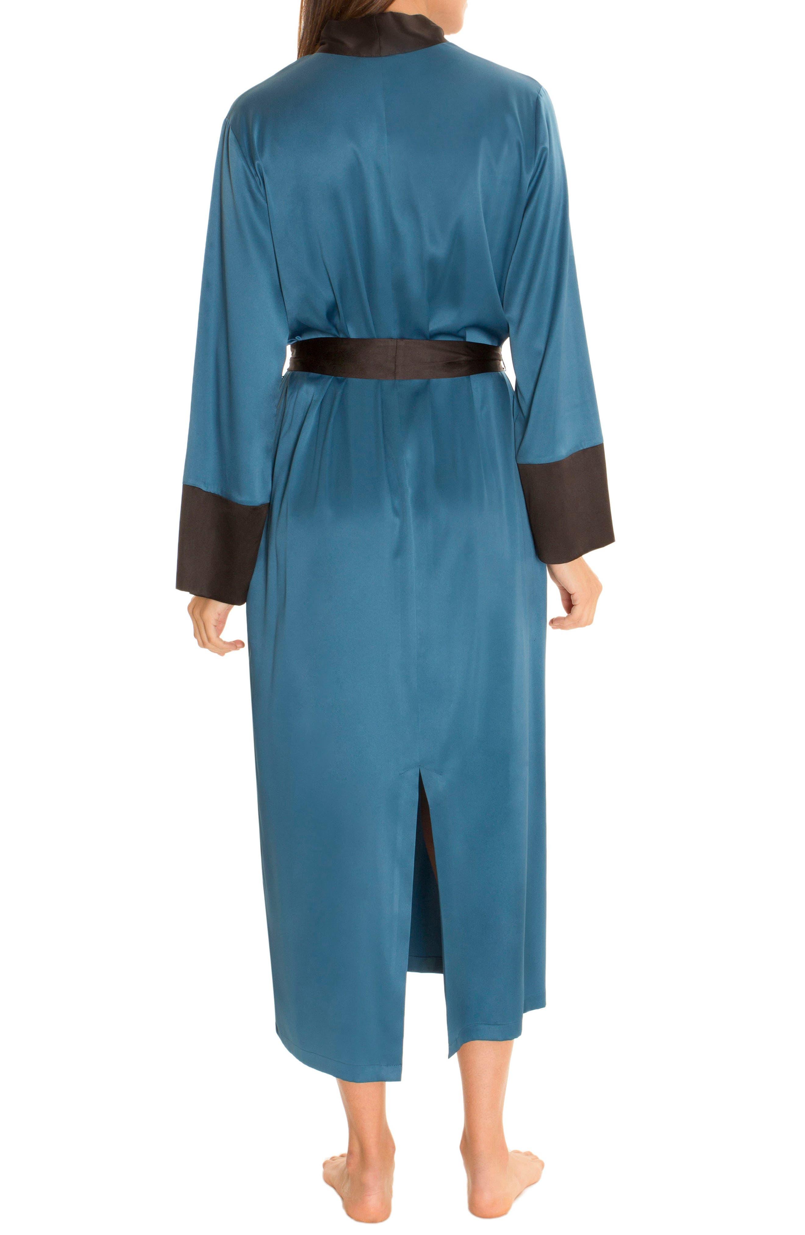 Kimono Robe,                             Alternate thumbnail 2, color,                             440