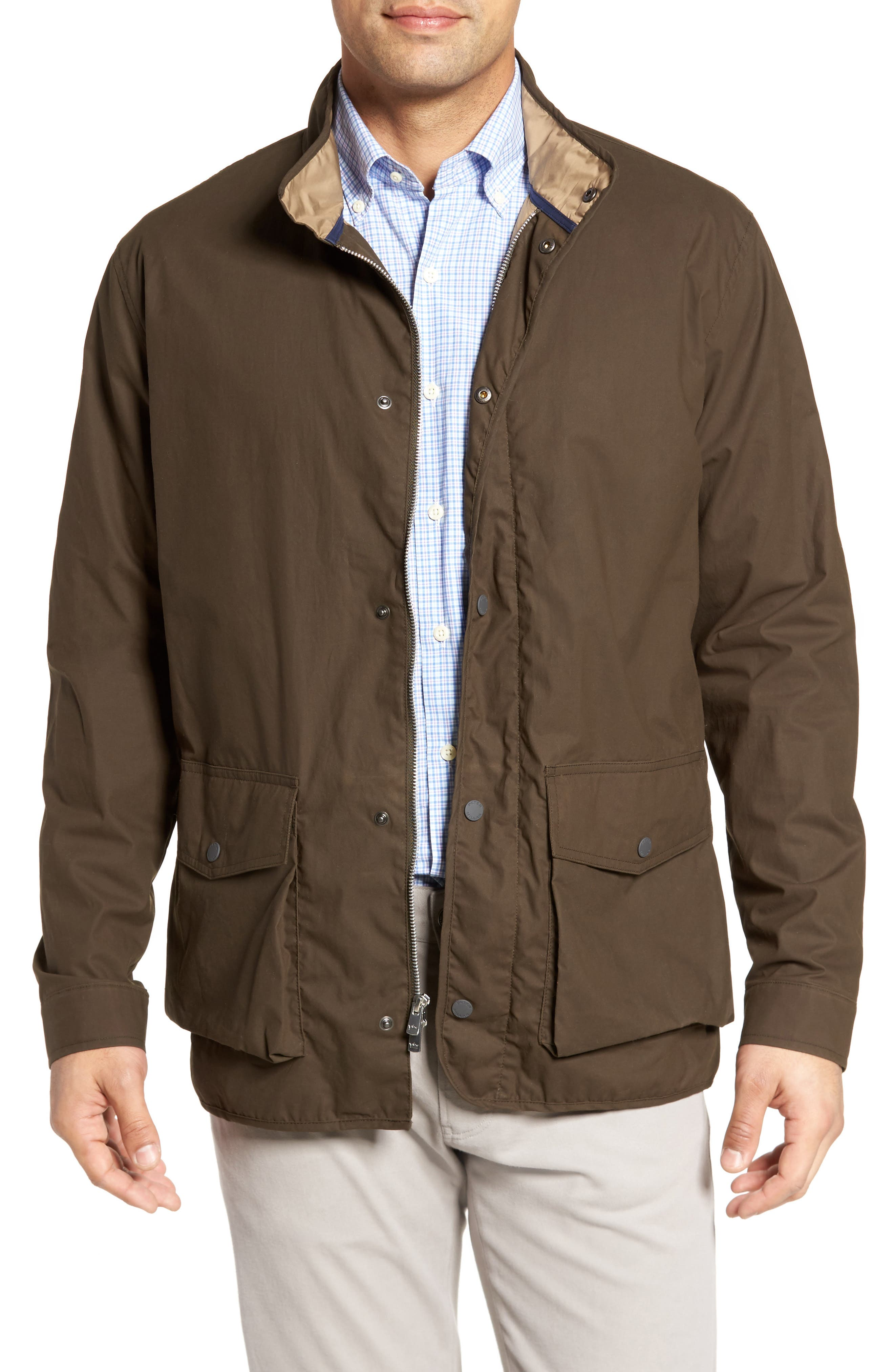 Harrison Wine Country Field Jacket,                             Main thumbnail 1, color,                             391