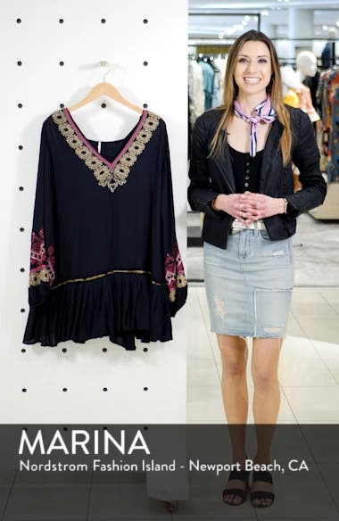Wild One Embellished Dress, sales video thumbnail