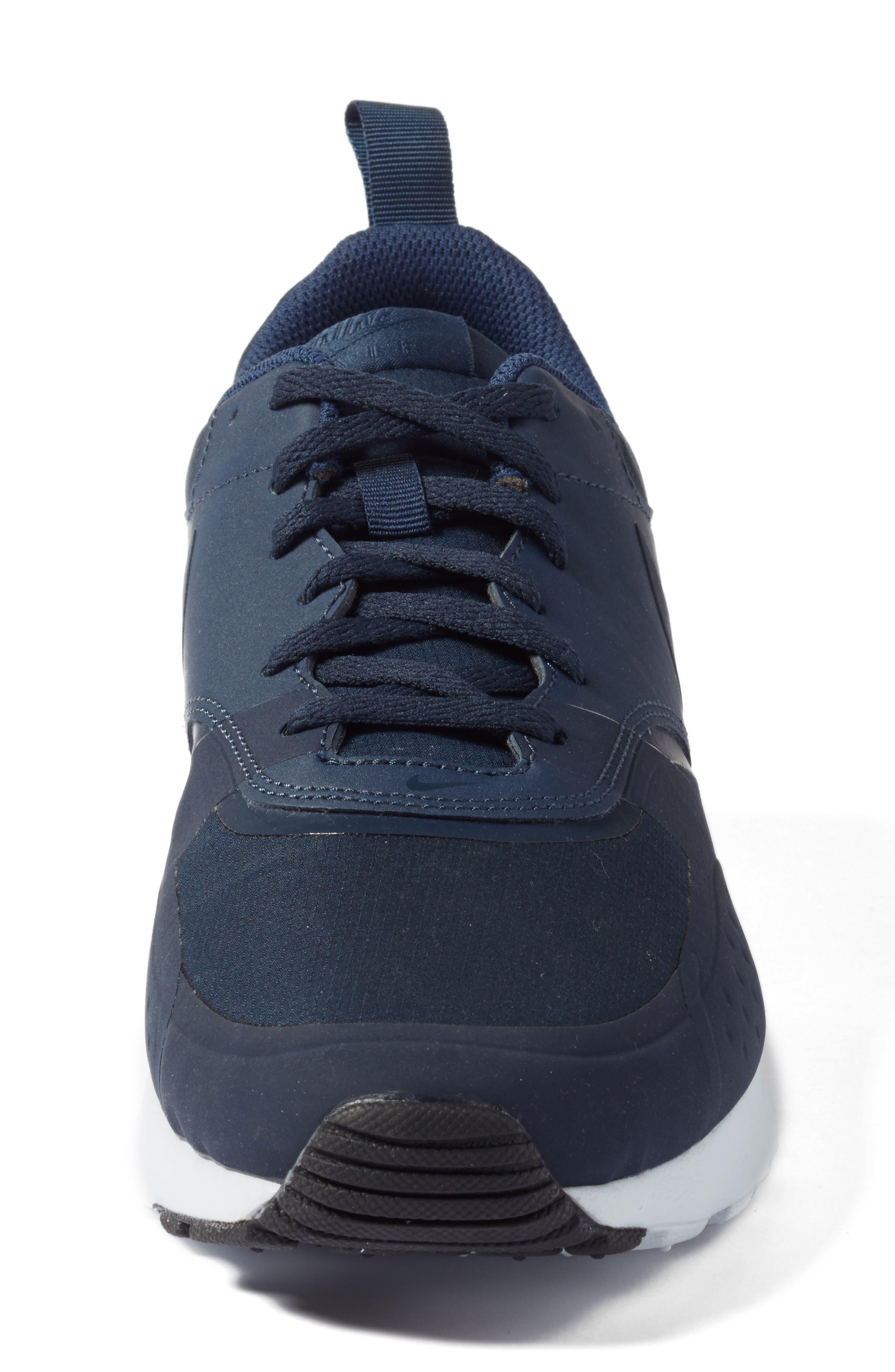 Air Max Vision Premium Sneaker,                             Alternate thumbnail 4, color,                             400