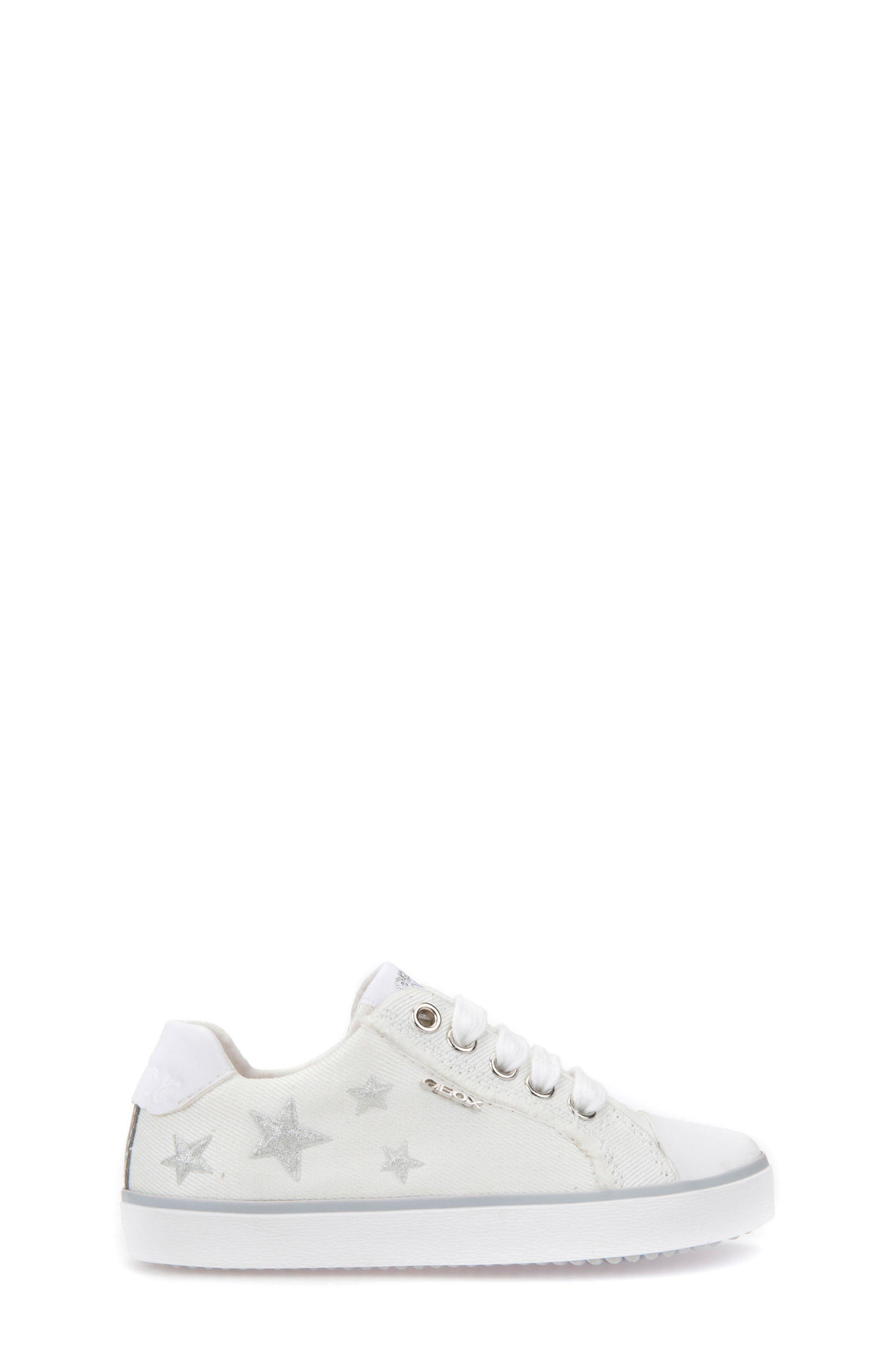 Kilwi Low Top Sneaker,                             Alternate thumbnail 3, color,                             WHITE