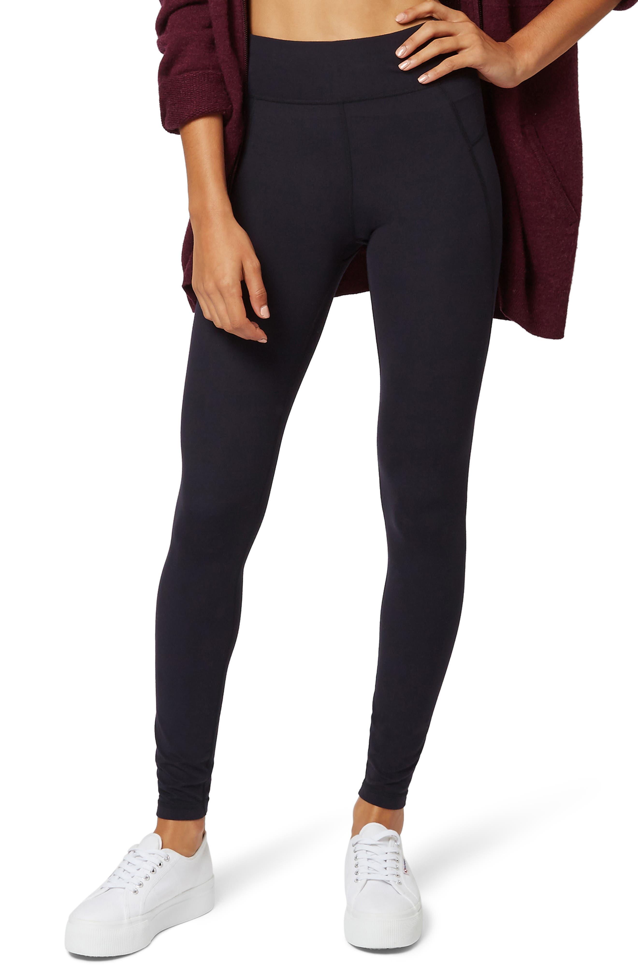 SWEATY BETTY Zen Yoga Leggings, Main, color, 001