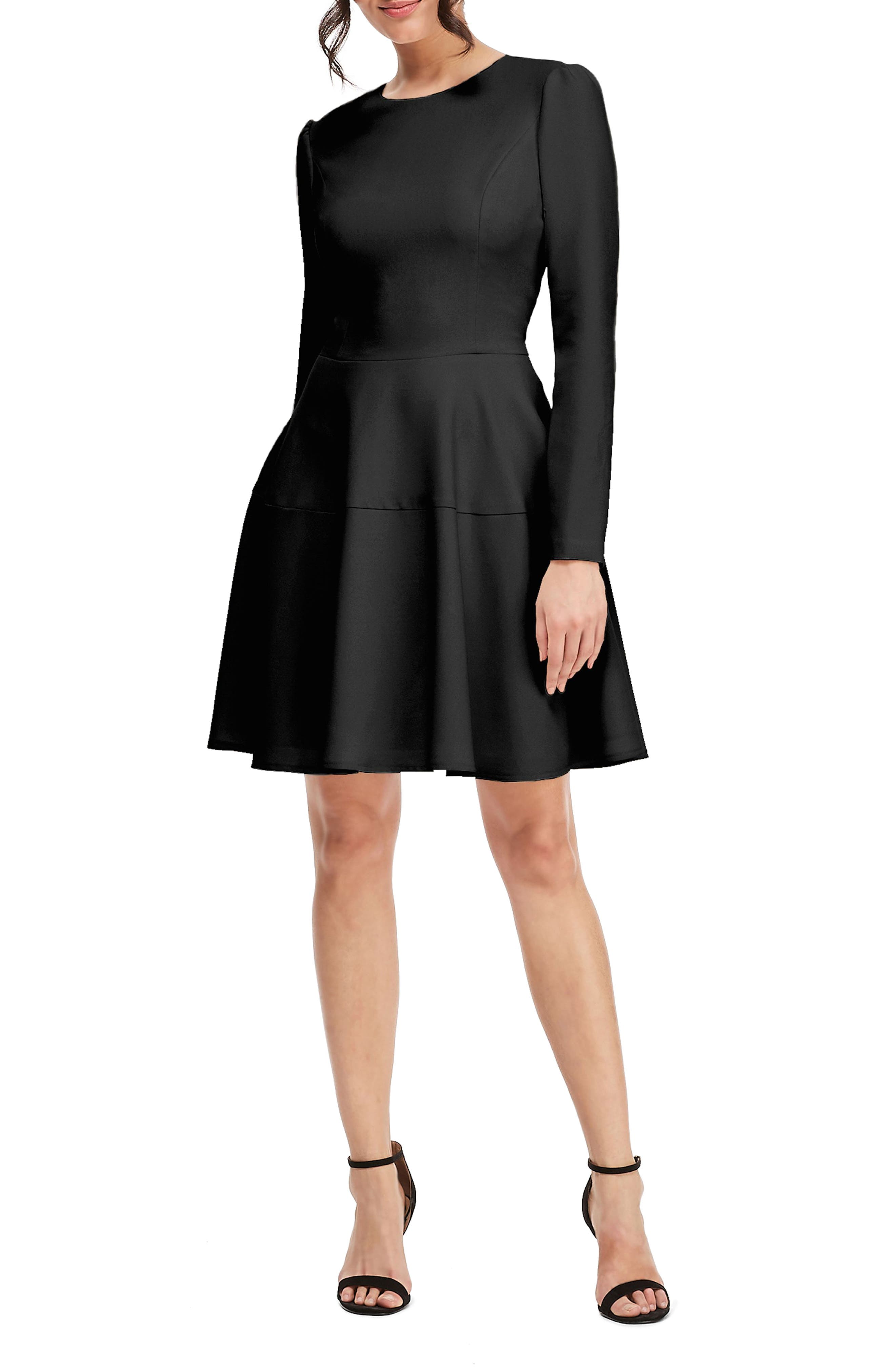Celeste Fit & Flare Dress by Gal Meets Glam Collection