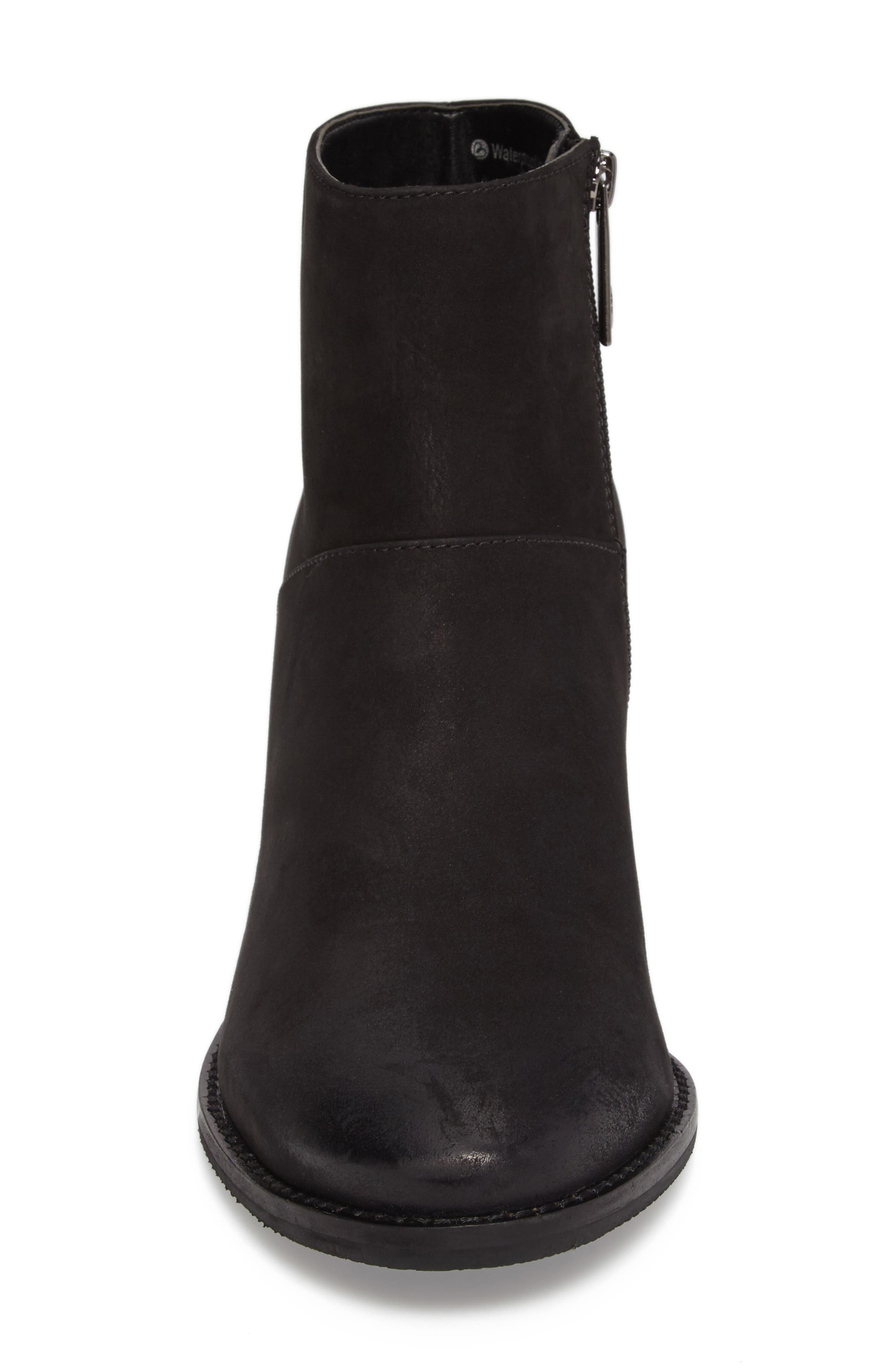 BLONDO,                             Nelli Waterproof Bootie,                             Alternate thumbnail 4, color,                             005