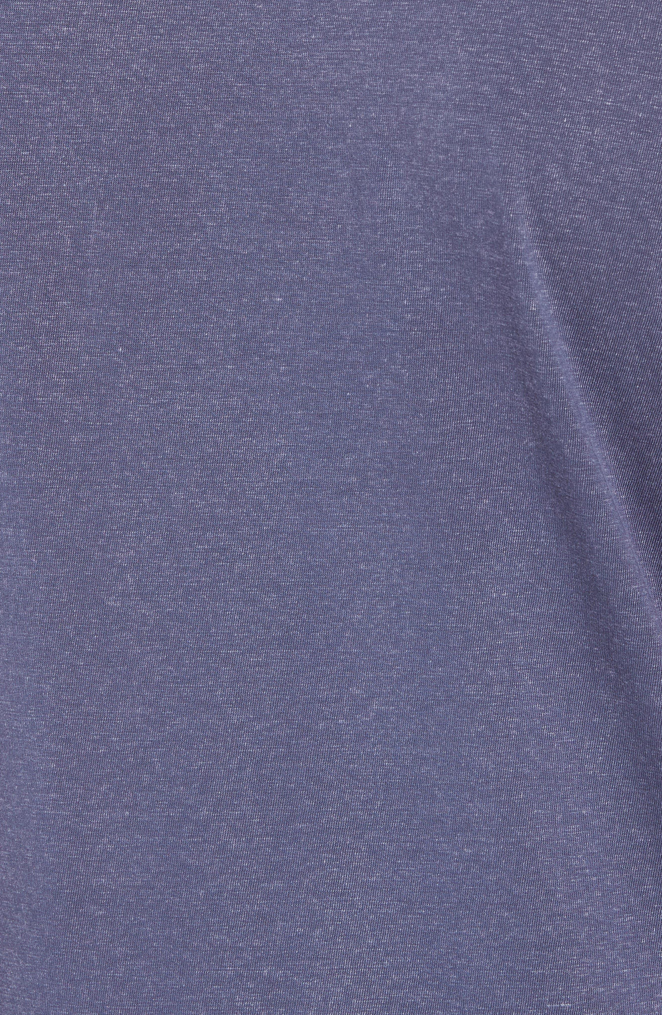 Regular Fit Polo,                             Alternate thumbnail 5, color,                             DRY LAVENDER