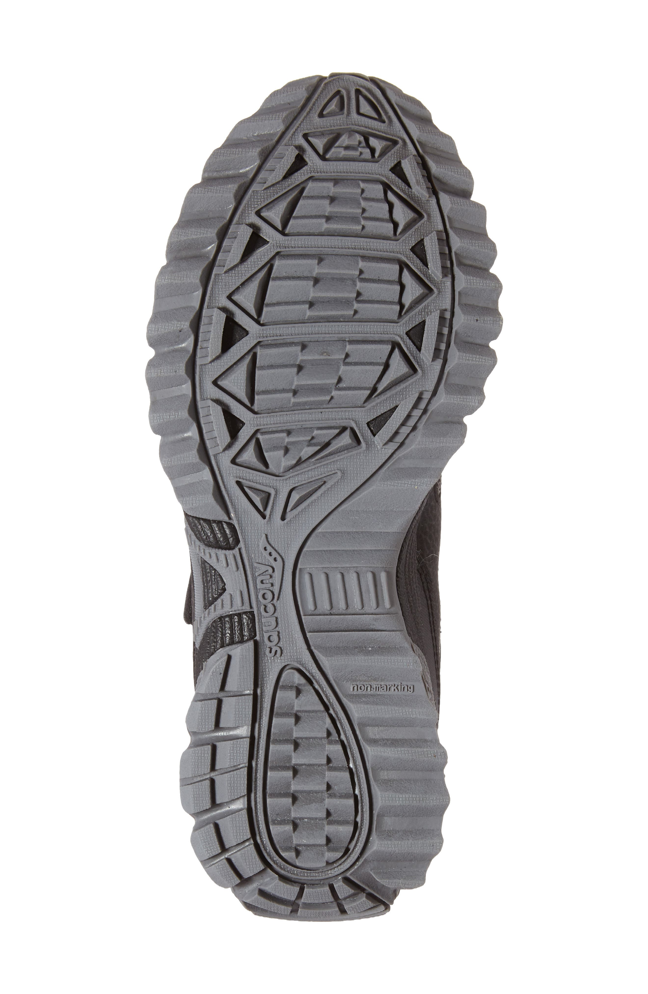 'Excursion Shield' Water Resistant Trail Shoe,                             Alternate thumbnail 3, color,                             001