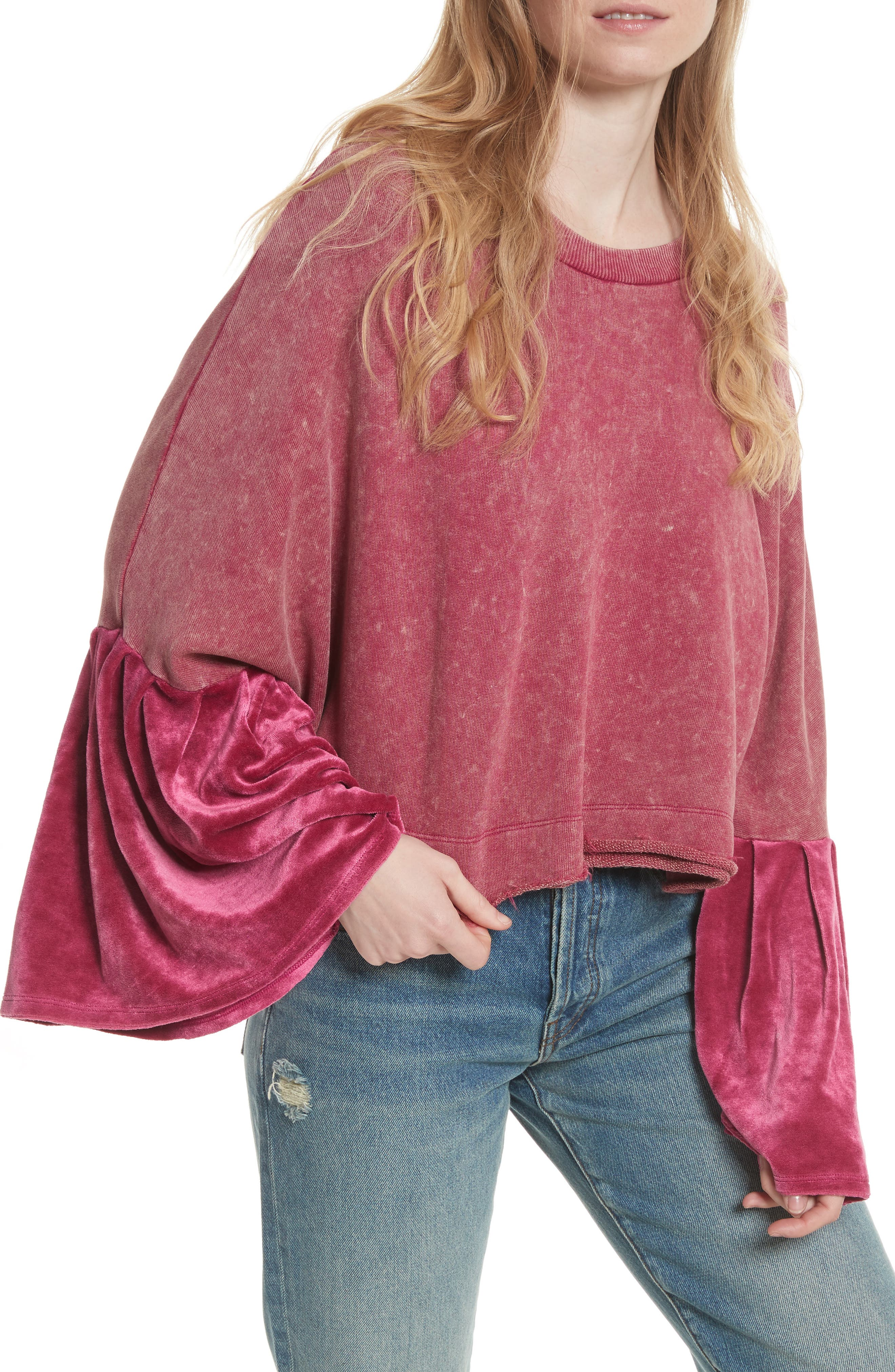 Sleeves Glorious Sleeves Pullover,                             Main thumbnail 3, color,