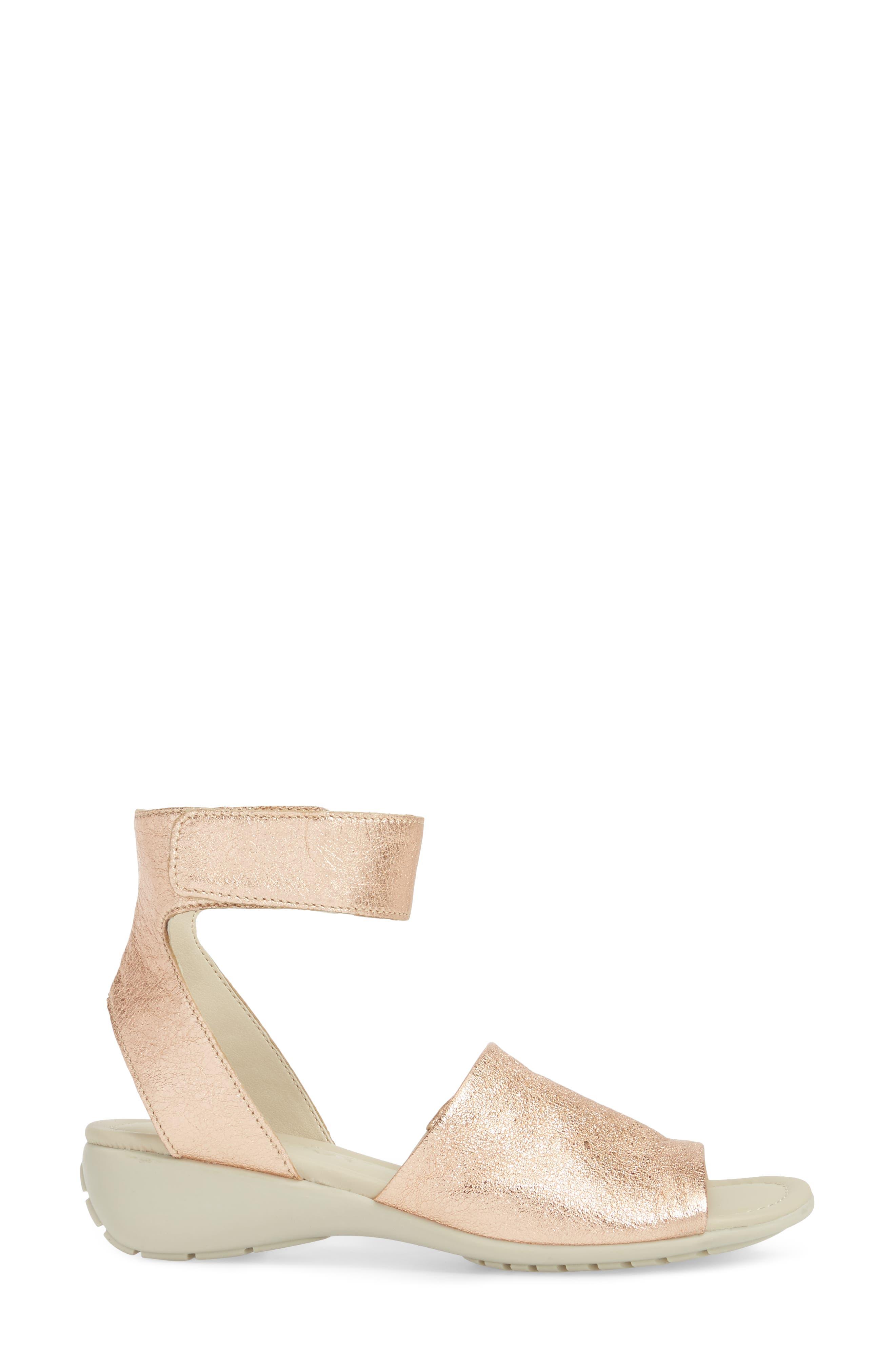 'Beglad' Leather Ankle Strap Sandal,                             Alternate thumbnail 36, color,