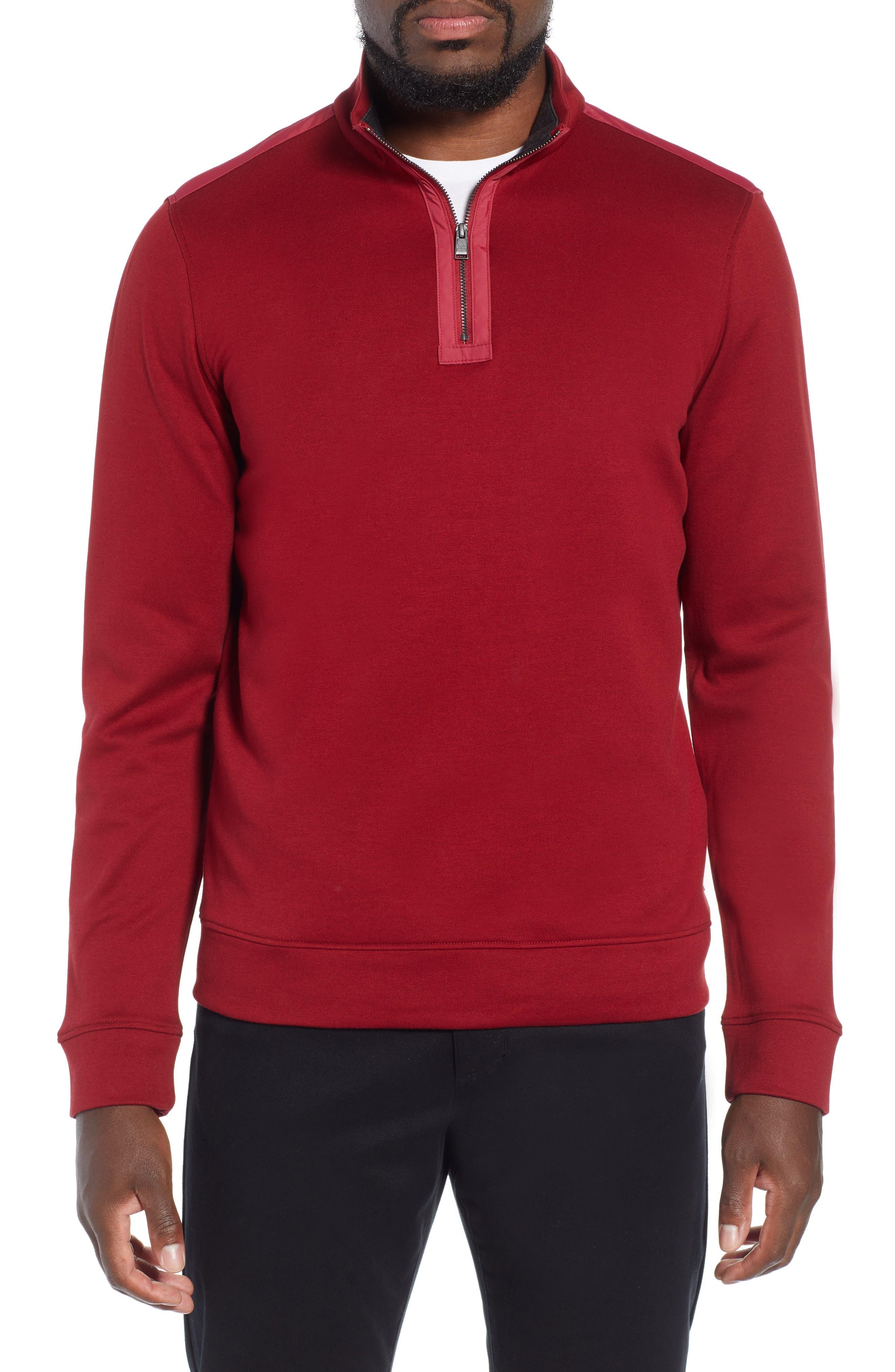 Sidney Quarter Zip Pullover,                         Main,                         color,