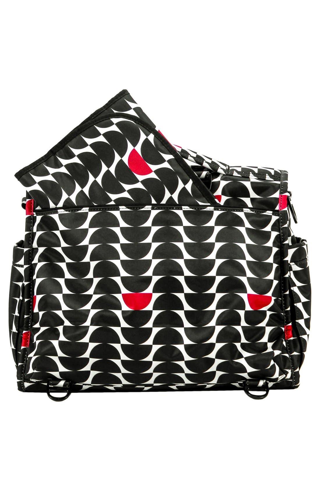 'BFF' Diaper Bag,                             Alternate thumbnail 6, color,                             006