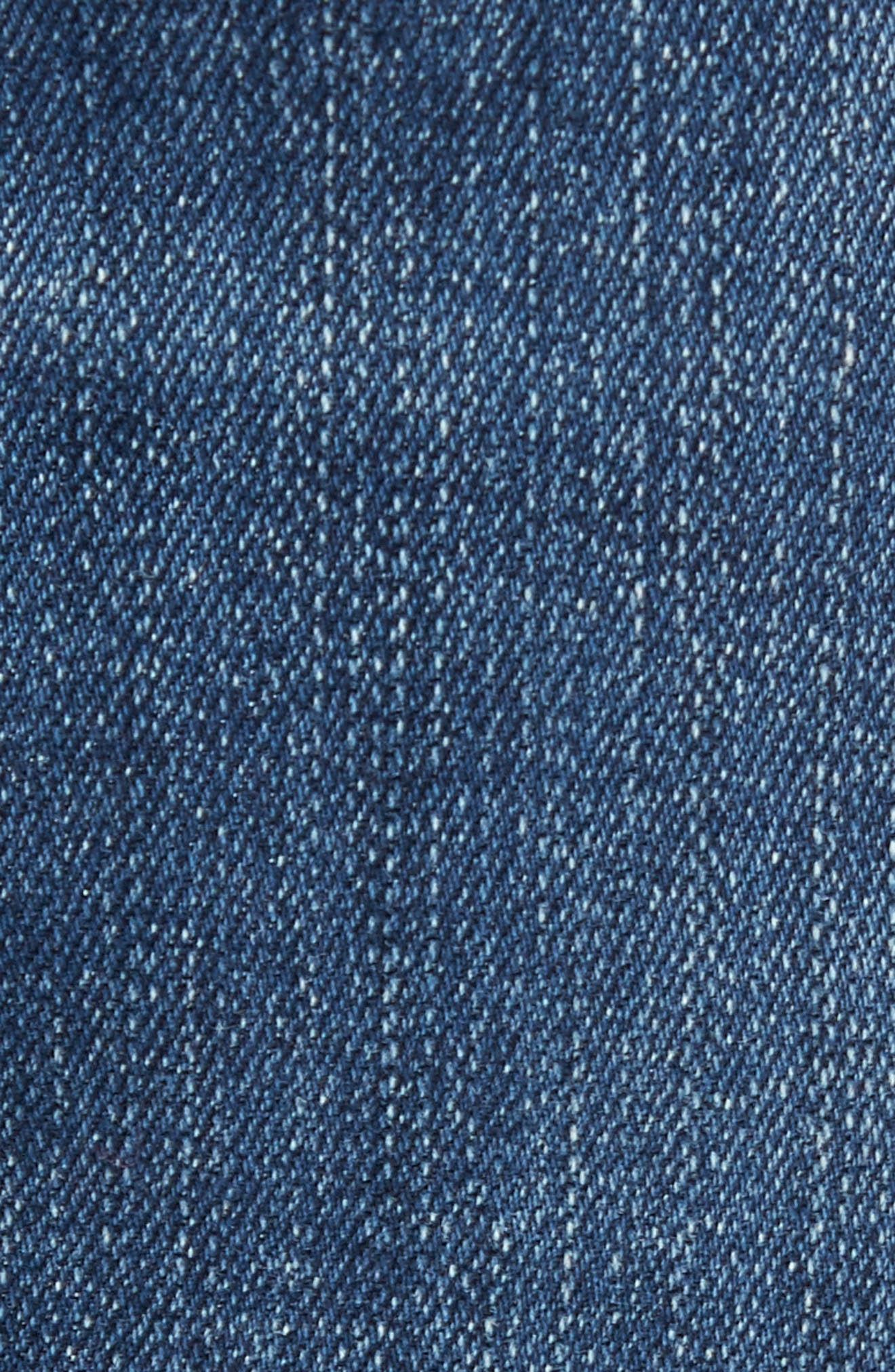 Gage Slim Straight Fit Jeans,                             Alternate thumbnail 5, color,                             427