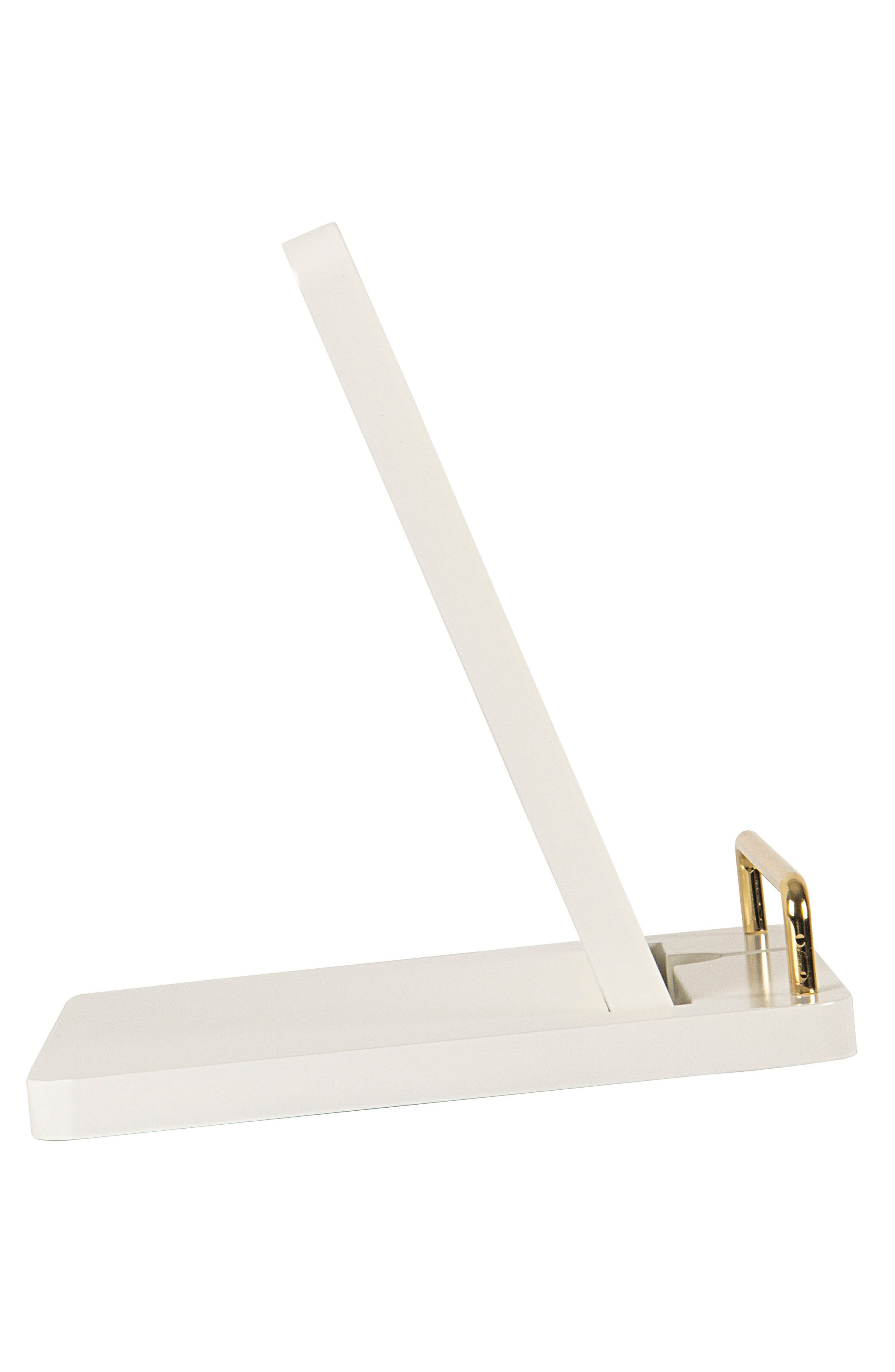 Lacquer Docking Station,                             Alternate thumbnail 6, color,                             GOLD