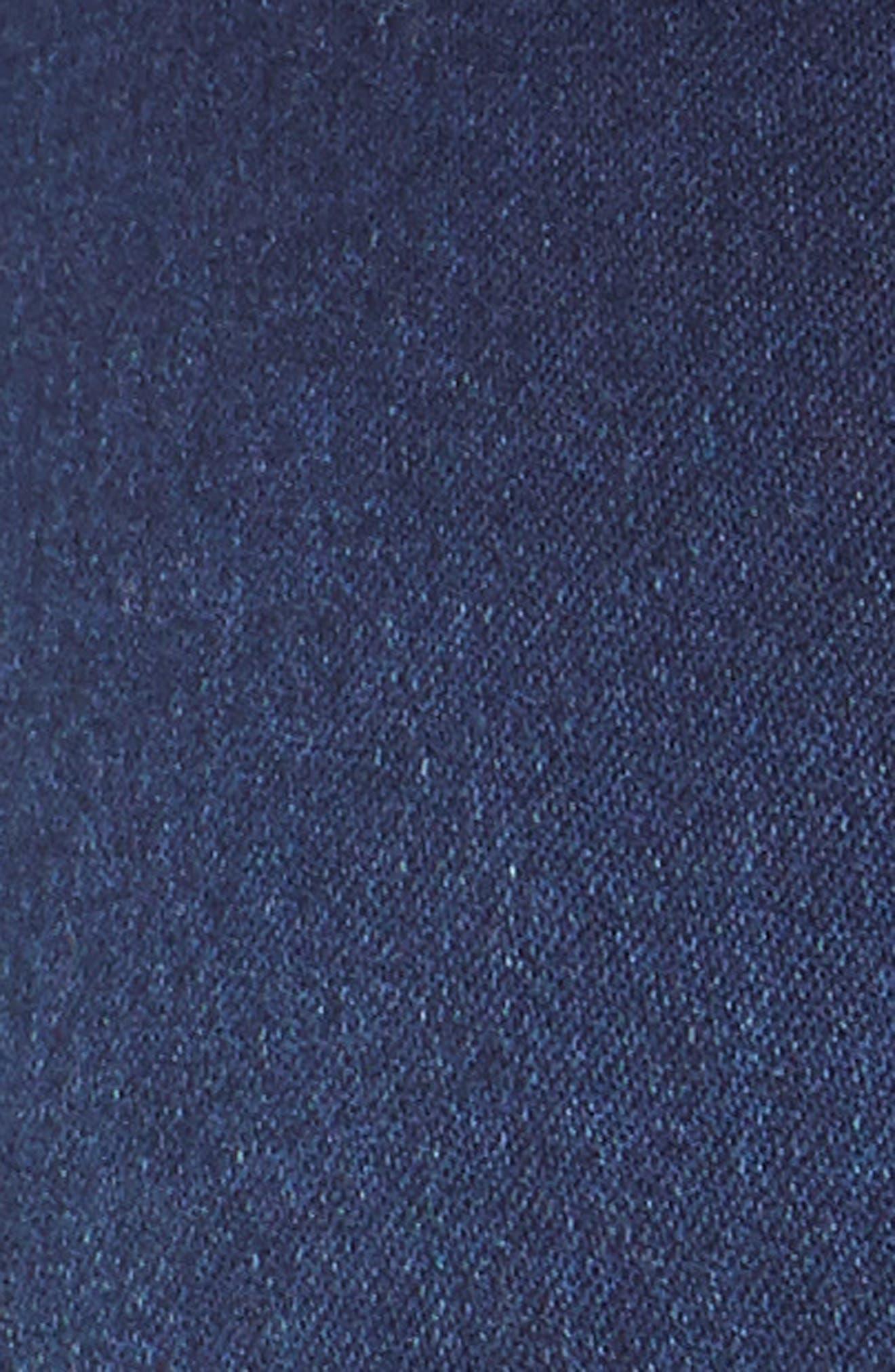 Butter Denim Shorts,                             Alternate thumbnail 6, color,                             LENNOX