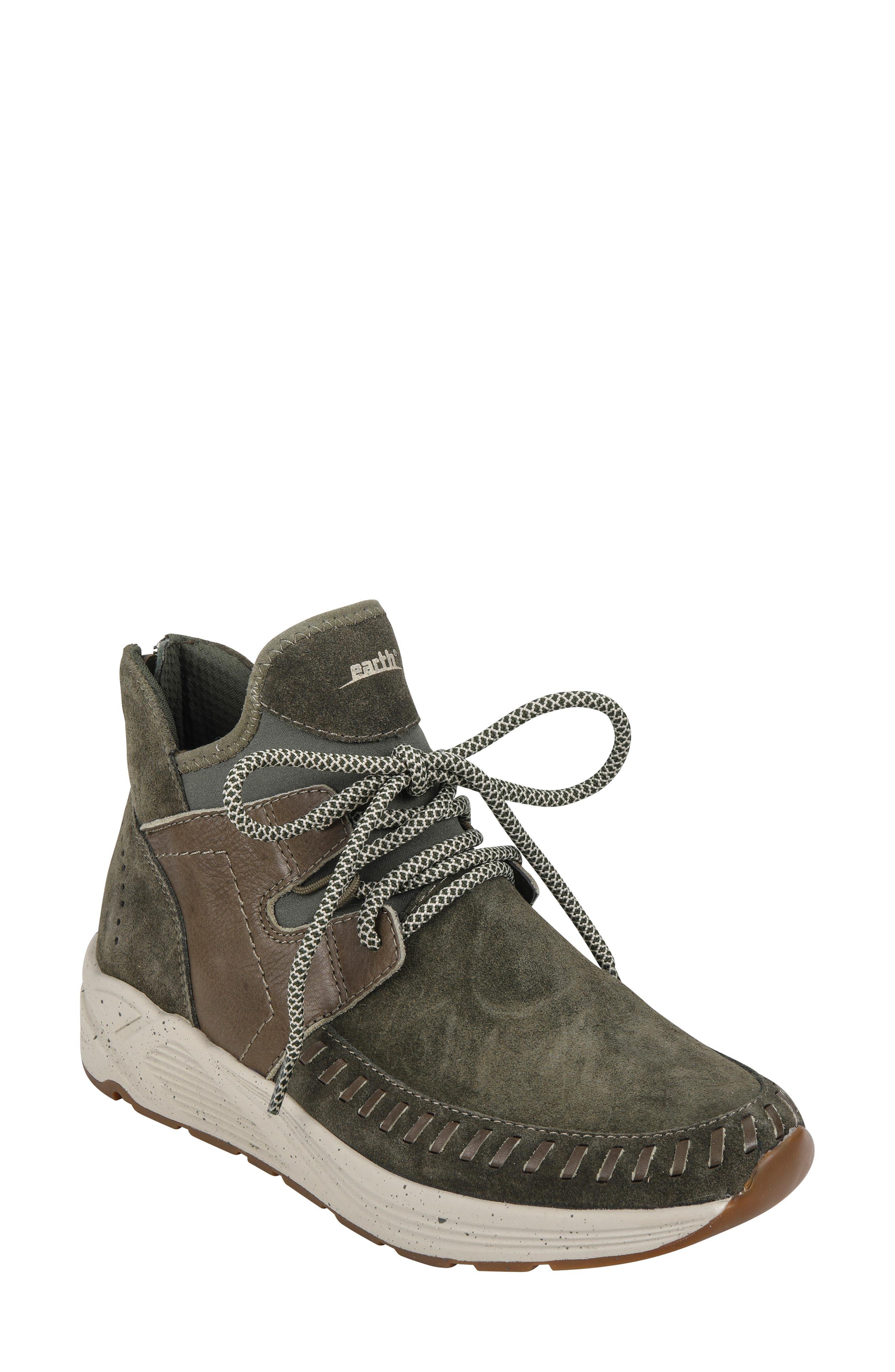 Earth Jaunt Sneaker- Green