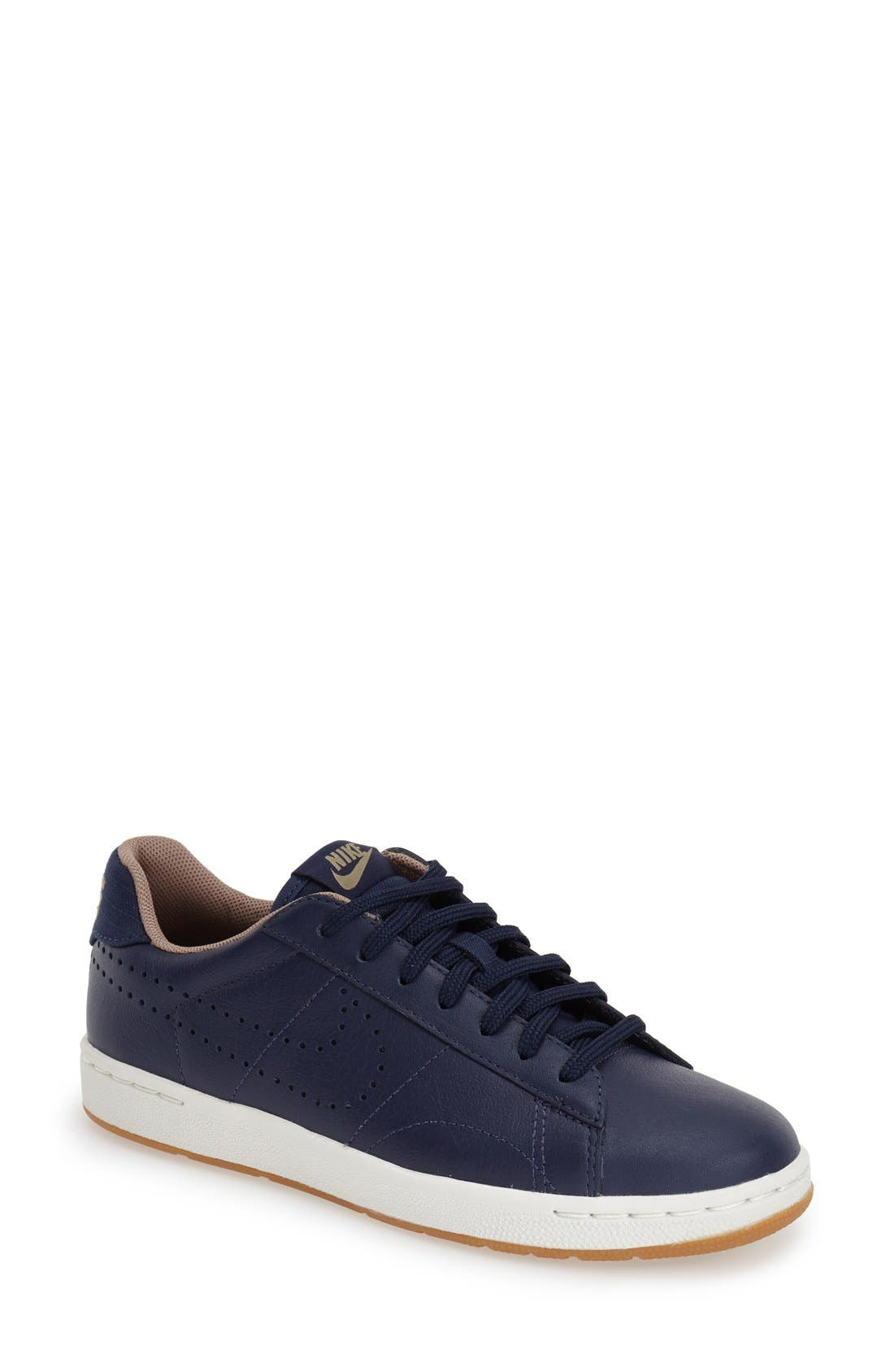 'Classic Ultra' Leather Sneaker,                             Main thumbnail 7, color,