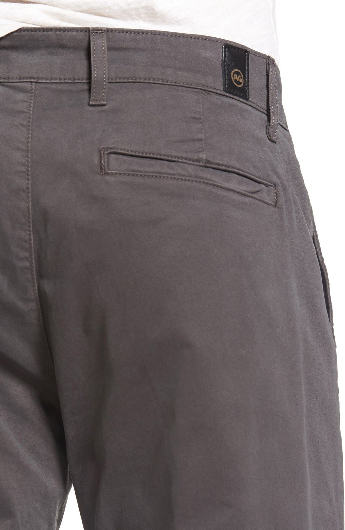 'The Lux' Tailored Straight Leg Chinos,                             Alternate thumbnail 46, color,